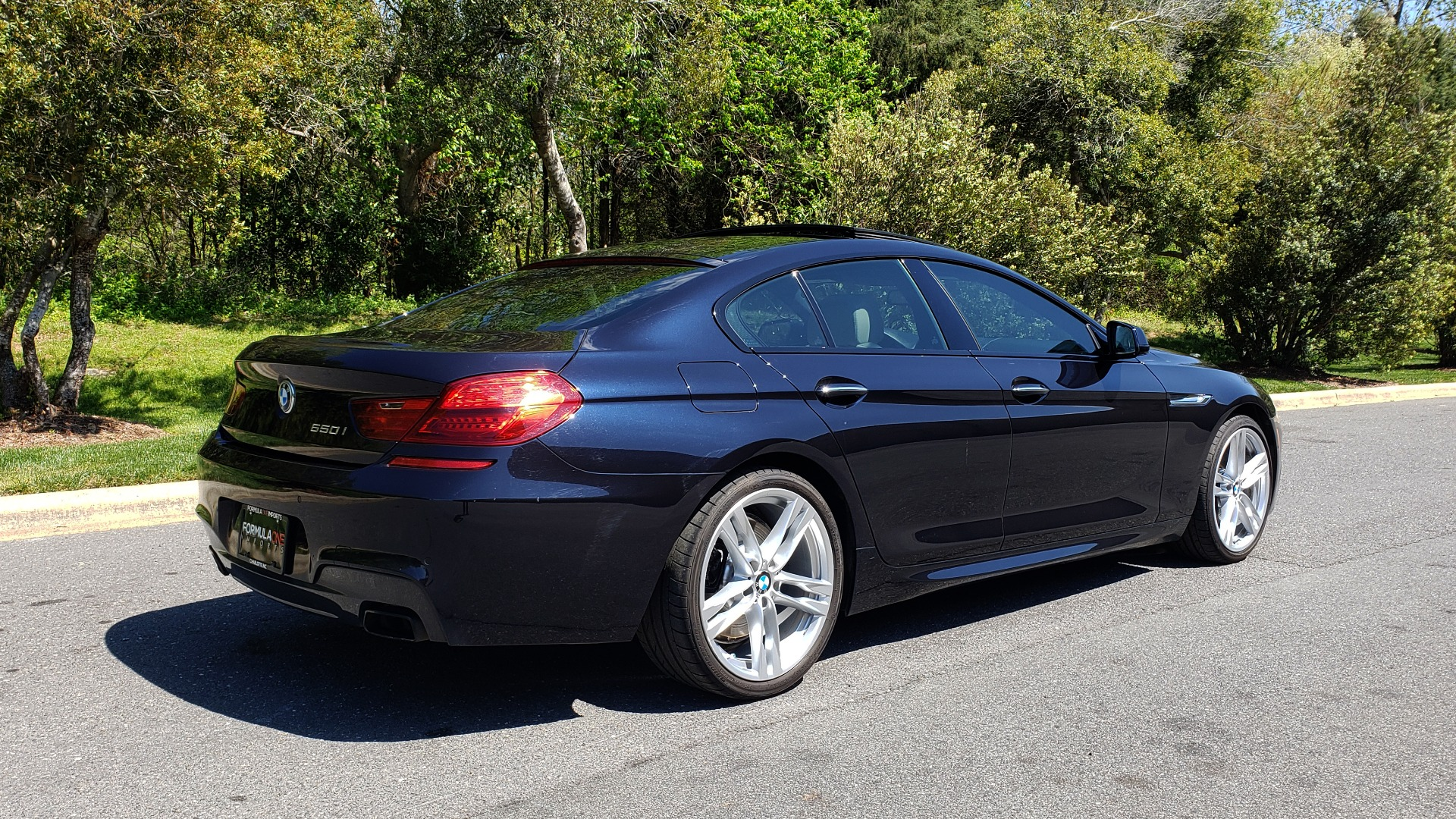 Used 2015 BMW 6 SERIES 650I GRANCOUPE M-SPORT / EXEC / DRVR ASST PLUS / LIGHTING for sale Sold at Formula Imports in Charlotte NC 28227 6