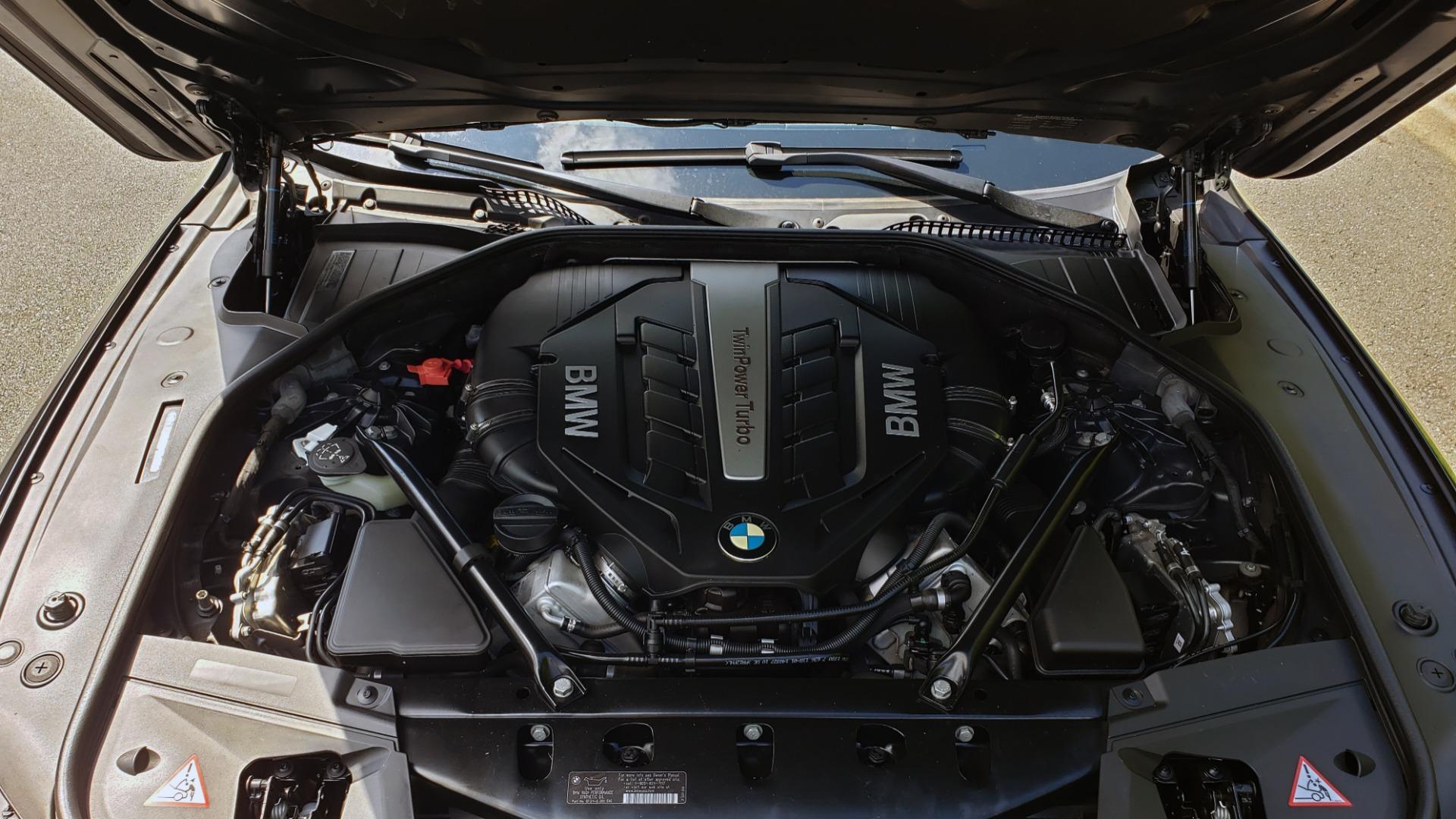 Used 2014 BMW 7 SERIES 750LI M-SPORT / EXEC PKG / DRVR ASST / LIGHTING / NAV / SUNROOF for sale Sold at Formula Imports in Charlotte NC 28227 10