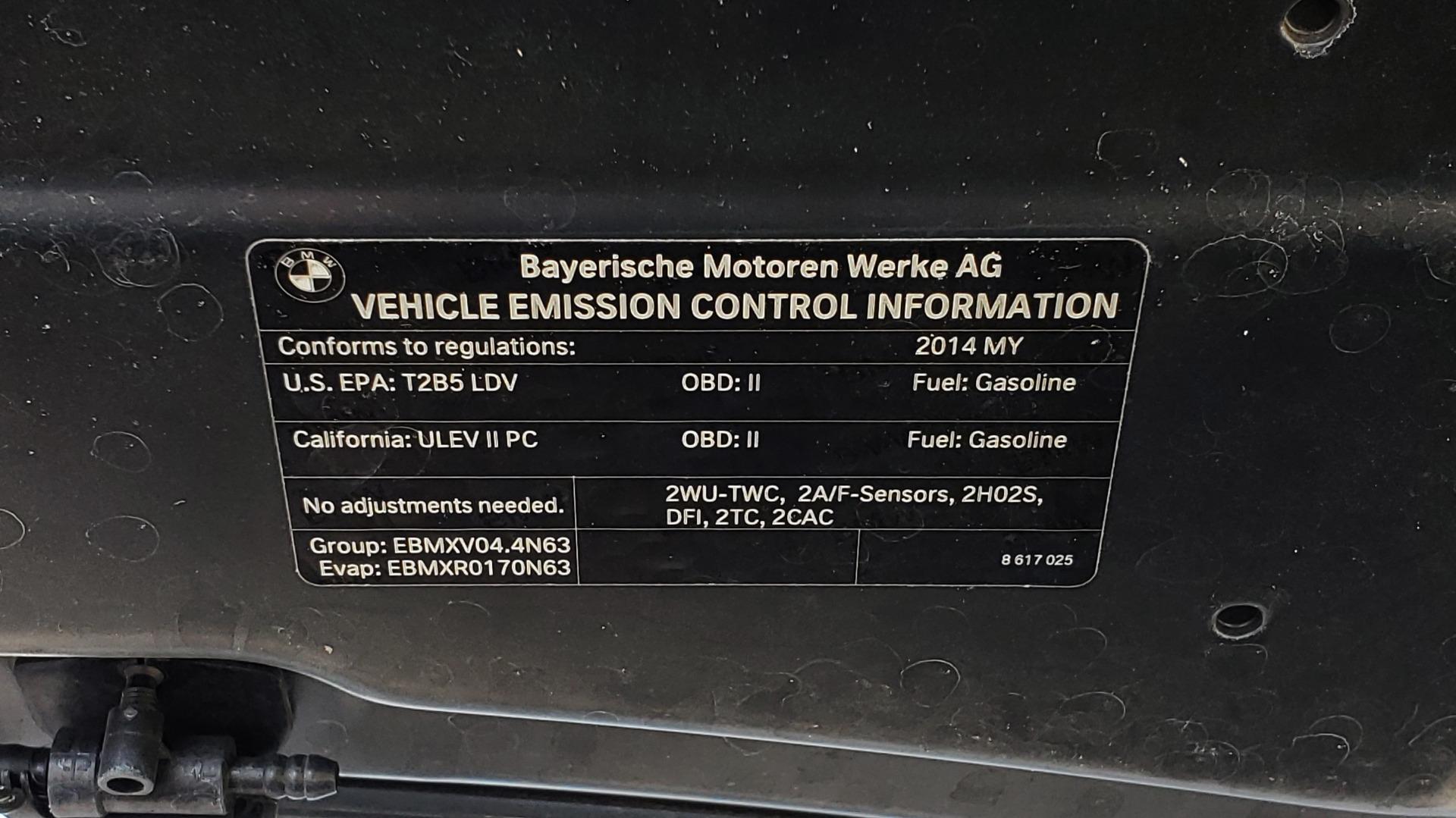 Used 2014 BMW 7 SERIES 750LI M-SPORT / EXEC PKG / DRVR ASST / LIGHTING / NAV / SUNROOF for sale Sold at Formula Imports in Charlotte NC 28227 12