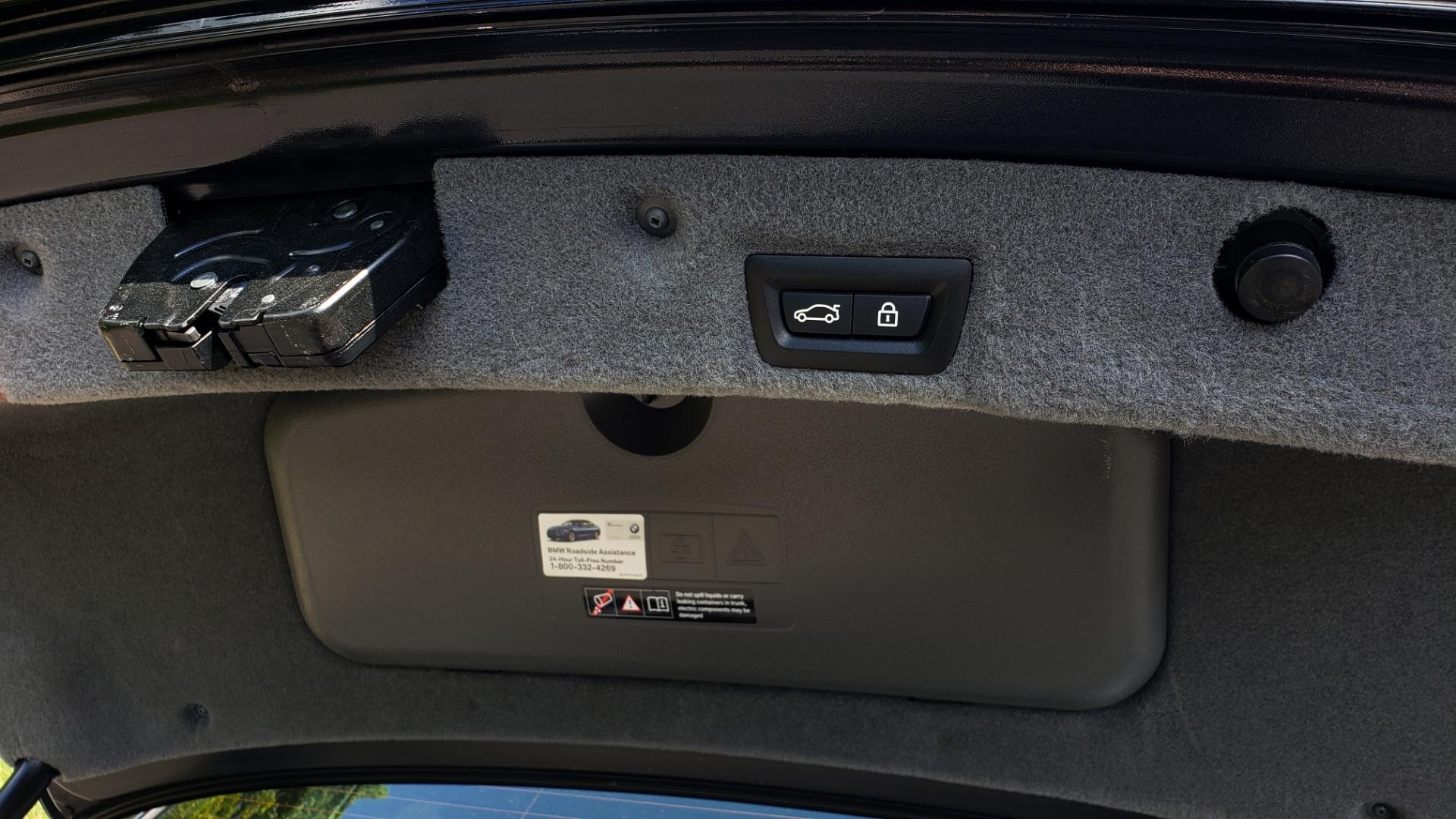 Used 2014 BMW 7 SERIES 750LI M-SPORT / EXEC PKG / DRVR ASST / LIGHTING / NAV / SUNROOF for sale Sold at Formula Imports in Charlotte NC 28227 15