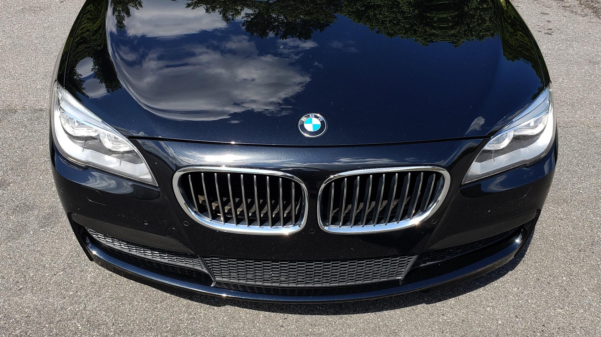 Used 2014 BMW 7 SERIES 750LI M-SPORT / EXEC PKG / DRVR ASST / LIGHTING / NAV / SUNROOF for sale Sold at Formula Imports in Charlotte NC 28227 20