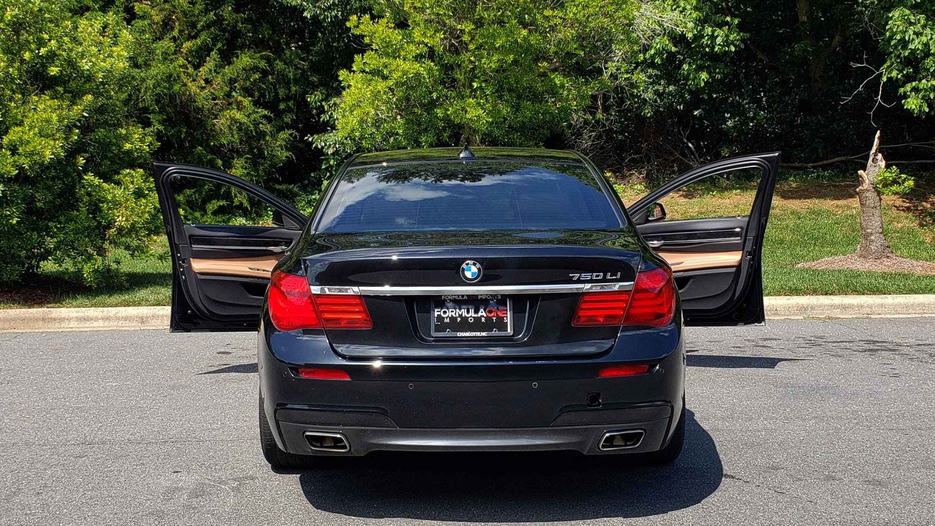 Used 2014 BMW 7 SERIES 750LI M-SPORT / EXEC PKG / DRVR ASST / LIGHTING / NAV / SUNROOF for sale Sold at Formula Imports in Charlotte NC 28227 25