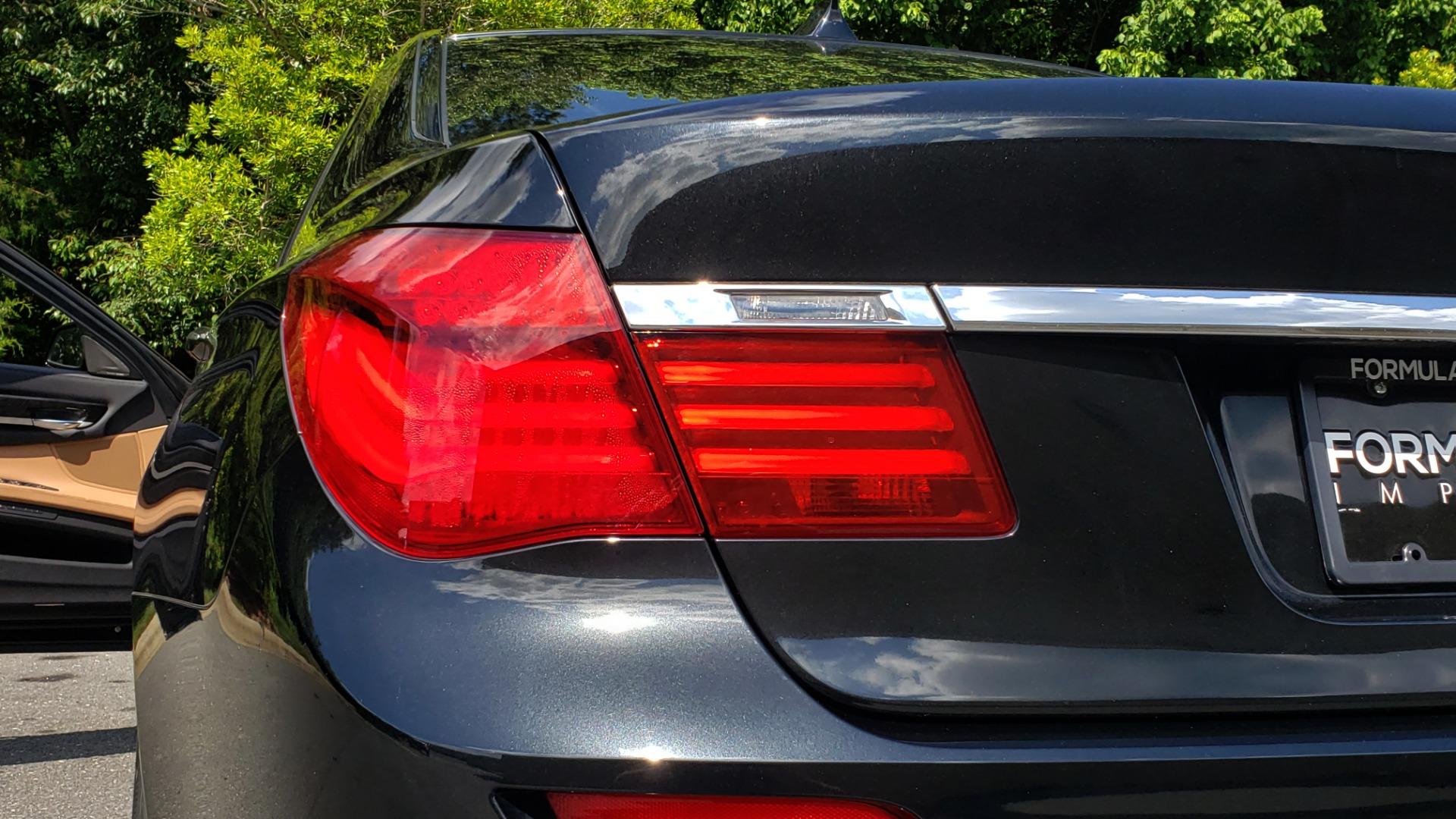Used 2014 BMW 7 SERIES 750LI M-SPORT / EXEC PKG / DRVR ASST / LIGHTING / NAV / SUNROOF for sale Sold at Formula Imports in Charlotte NC 28227 26