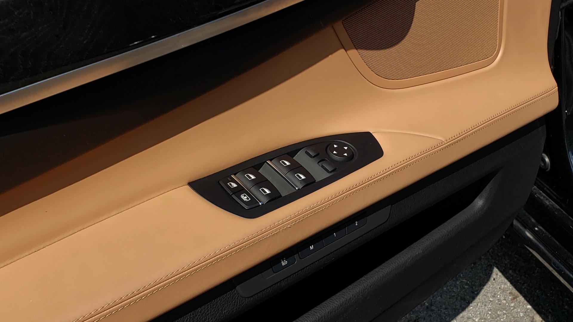 Used 2014 BMW 7 SERIES 750LI M-SPORT / EXEC PKG / DRVR ASST / LIGHTING / NAV / SUNROOF for sale Sold at Formula Imports in Charlotte NC 28227 30