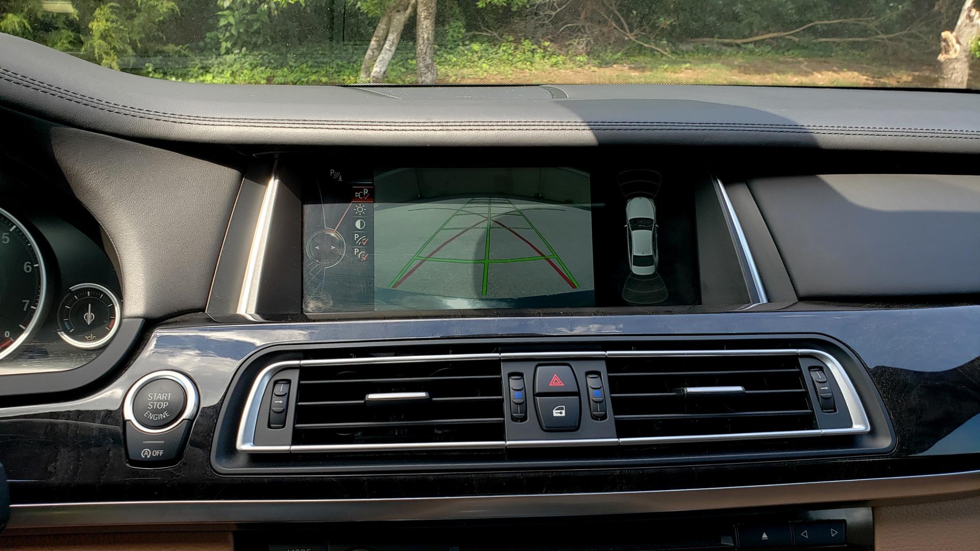 Used 2014 BMW 7 SERIES 750LI M-SPORT / EXEC PKG / DRVR ASST / LIGHTING / NAV / SUNROOF for sale Sold at Formula Imports in Charlotte NC 28227 42