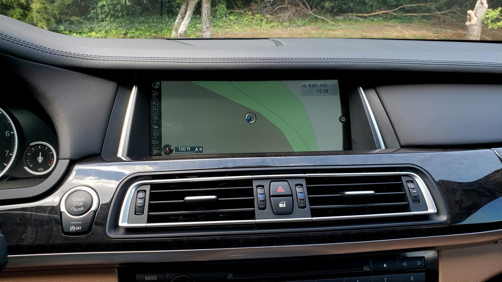 Used 2014 BMW 7 SERIES 750LI M-SPORT / EXEC PKG / DRVR ASST / LIGHTING / NAV / SUNROOF for sale Sold at Formula Imports in Charlotte NC 28227 43