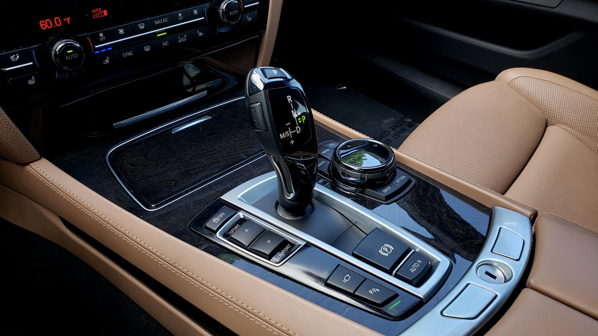 Used 2014 BMW 7 SERIES 750LI M-SPORT / EXEC PKG / DRVR ASST / LIGHTING / NAV / SUNROOF for sale Sold at Formula Imports in Charlotte NC 28227 46