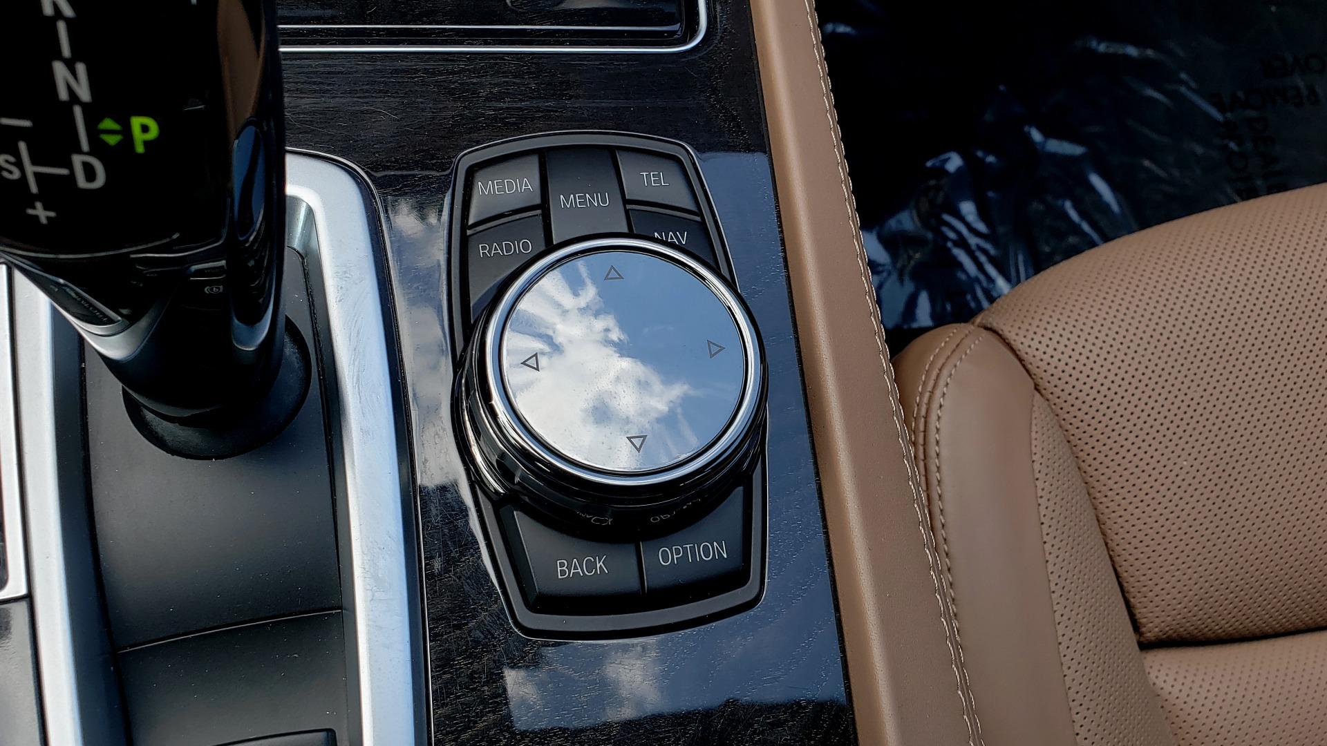 Used 2014 BMW 7 SERIES 750LI M-SPORT / EXEC PKG / DRVR ASST / LIGHTING / NAV / SUNROOF for sale Sold at Formula Imports in Charlotte NC 28227 47