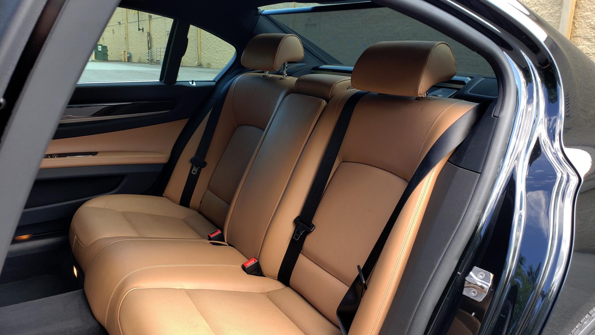 Used 2014 BMW 7 SERIES 750LI M-SPORT / EXEC PKG / DRVR ASST / LIGHTING / NAV / SUNROOF for sale Sold at Formula Imports in Charlotte NC 28227 59