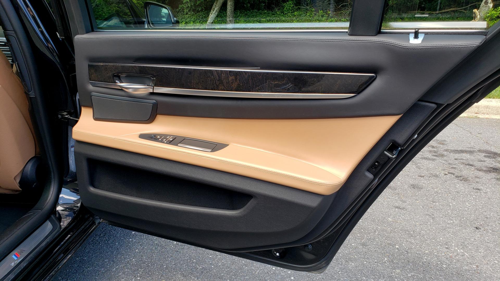 Used 2014 BMW 7 SERIES 750LI M-SPORT / EXEC PKG / DRVR ASST / LIGHTING / NAV / SUNROOF for sale Sold at Formula Imports in Charlotte NC 28227 67