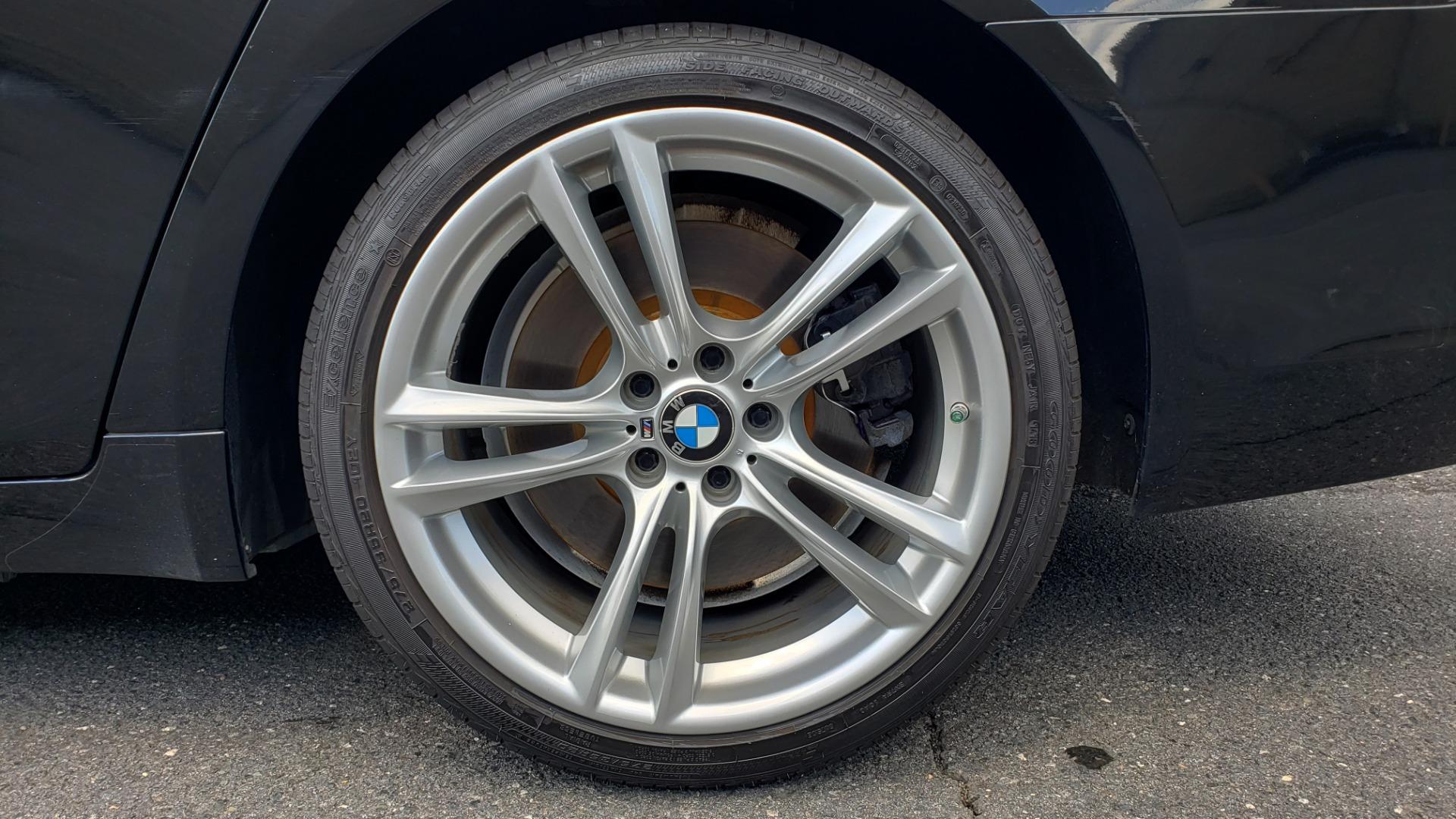Used 2014 BMW 7 SERIES 750LI M-SPORT / EXEC PKG / DRVR ASST / LIGHTING / NAV / SUNROOF for sale Sold at Formula Imports in Charlotte NC 28227 79