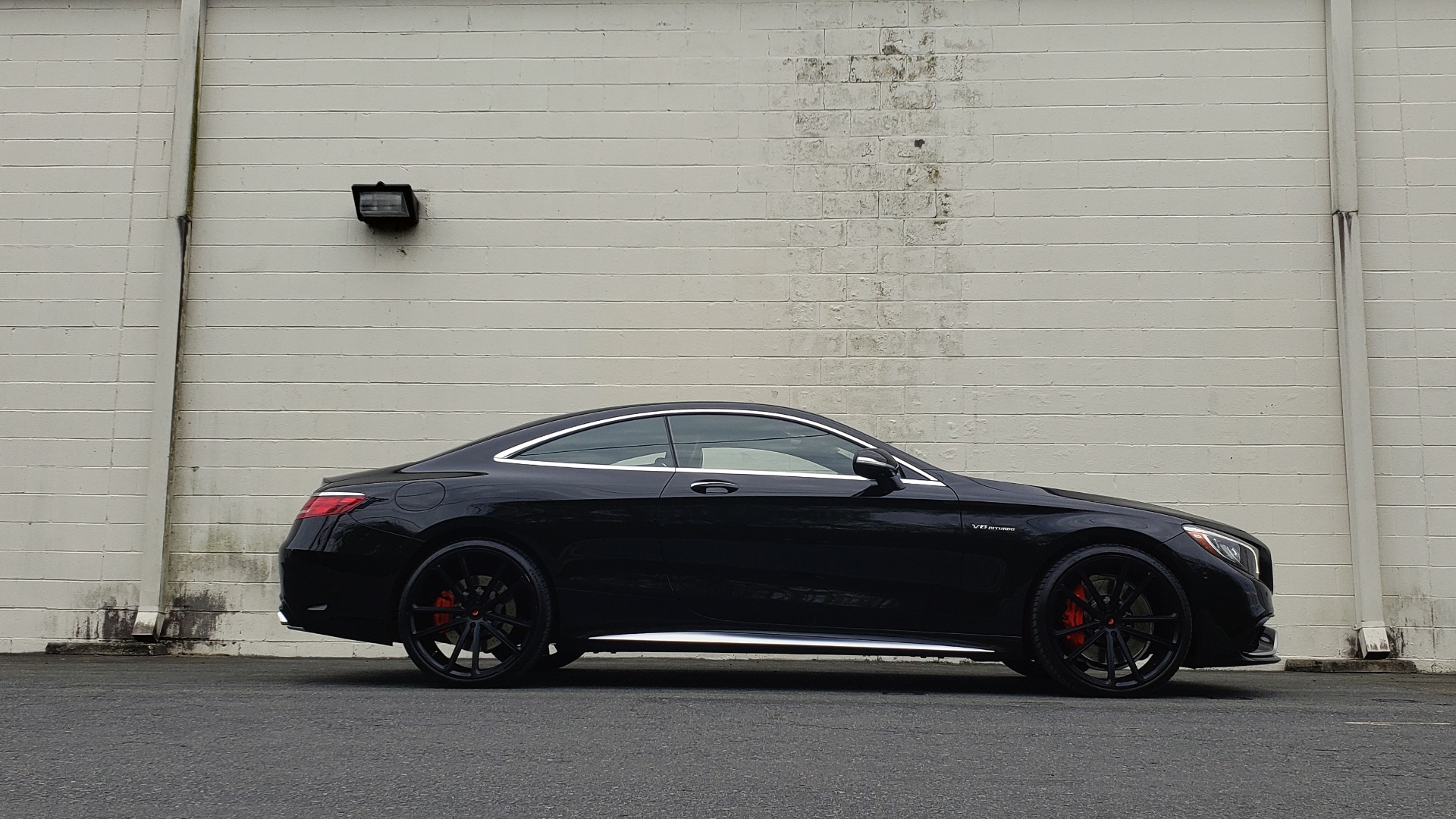 Used 2015 Mercedes-Benz S-CLASS S 63 AMG 4MATIC / DRVR ASST / NIGHT VIEW ASST PLUS / MAGIC SKY for sale Sold at Formula Imports in Charlotte NC 28227 96