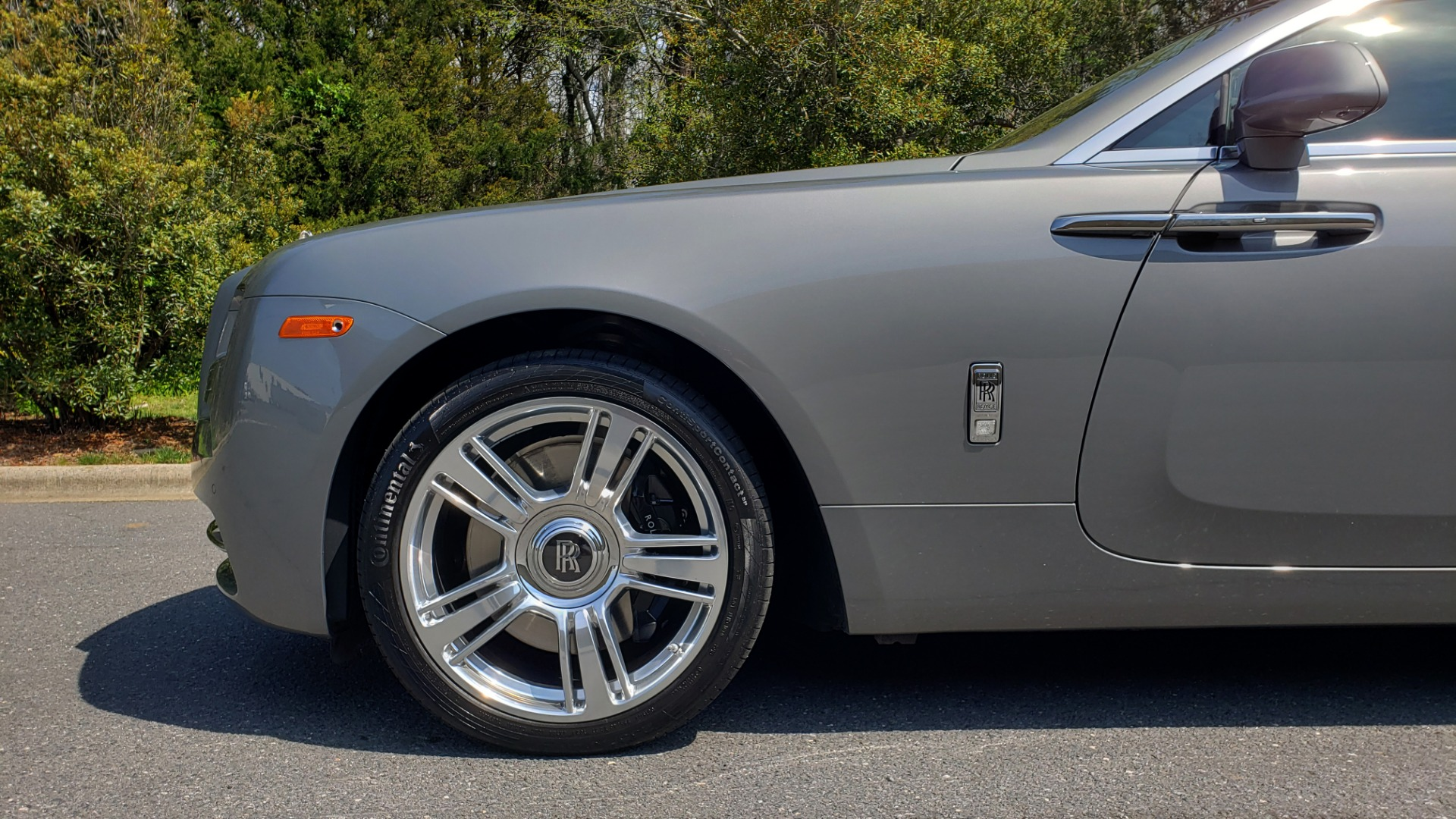 Used 2015 Rolls-Royce Wraith for sale $158,995 at Formula Imports in Charlotte NC 28227 113