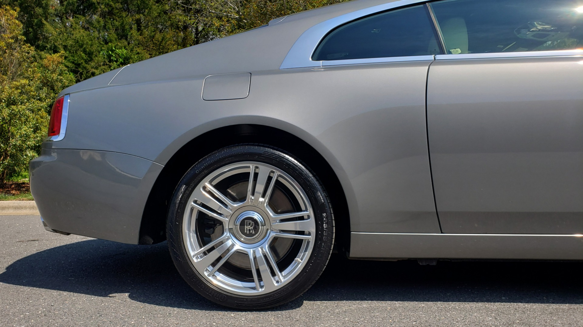 Used 2015 Rolls-Royce Wraith for sale $158,995 at Formula Imports in Charlotte NC 28227 115