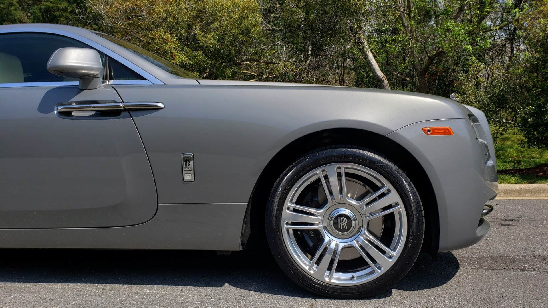 Used 2015 Rolls-Royce Wraith for sale $158,995 at Formula Imports in Charlotte NC 28227 116