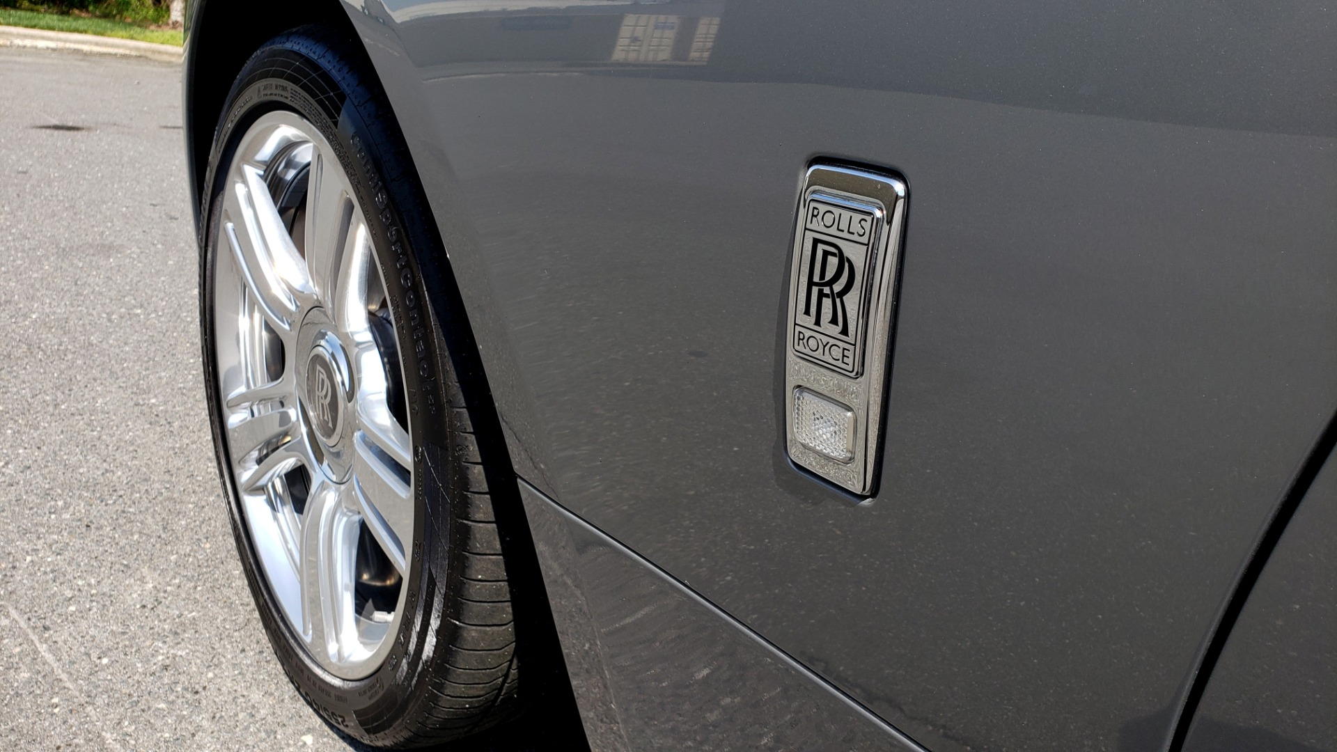 Used 2015 Rolls-Royce Wraith for sale $158,995 at Formula Imports in Charlotte NC 28227 12
