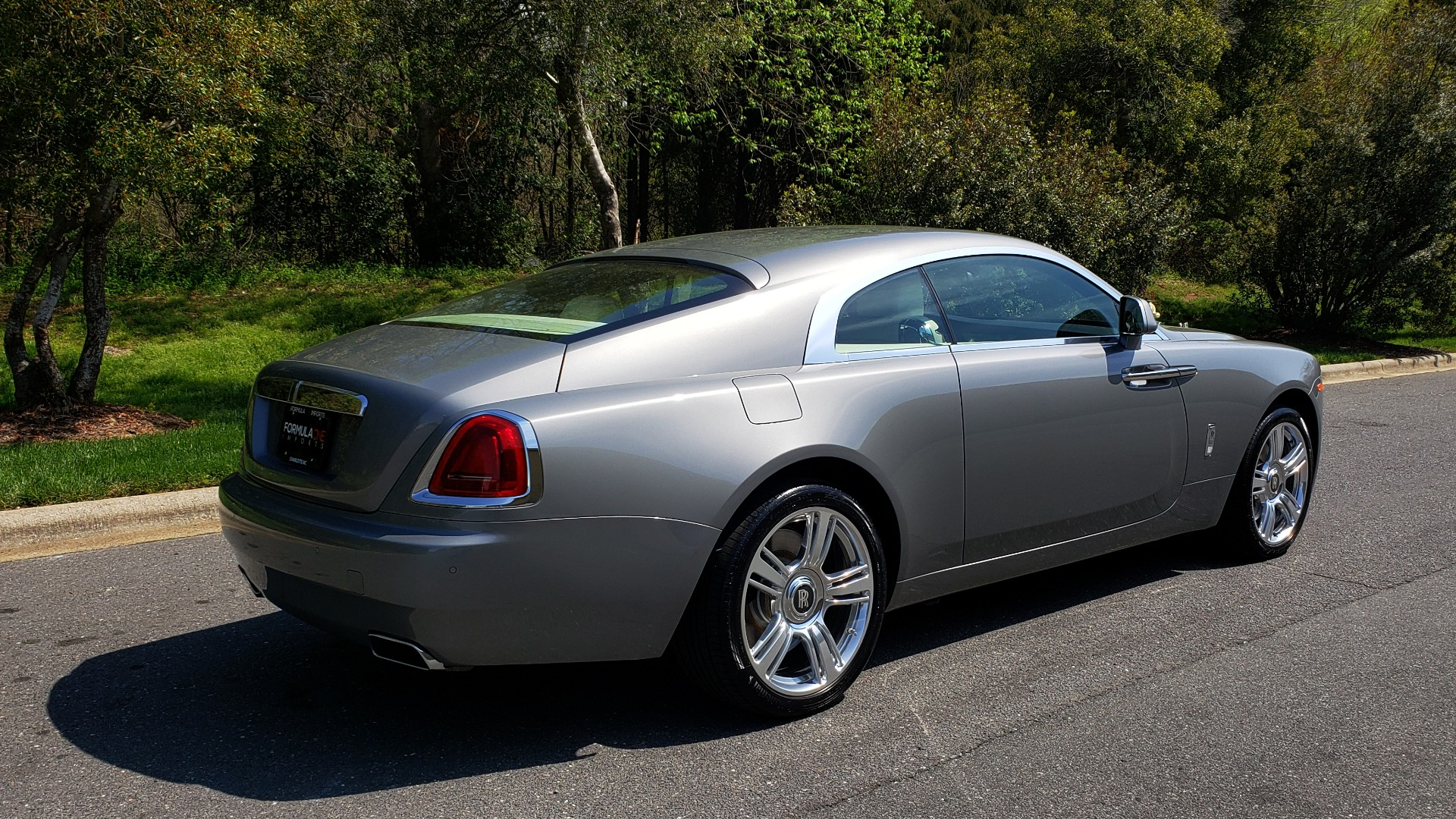 Used 2015 Rolls-Royce Wraith for sale $158,995 at Formula Imports in Charlotte NC 28227 16