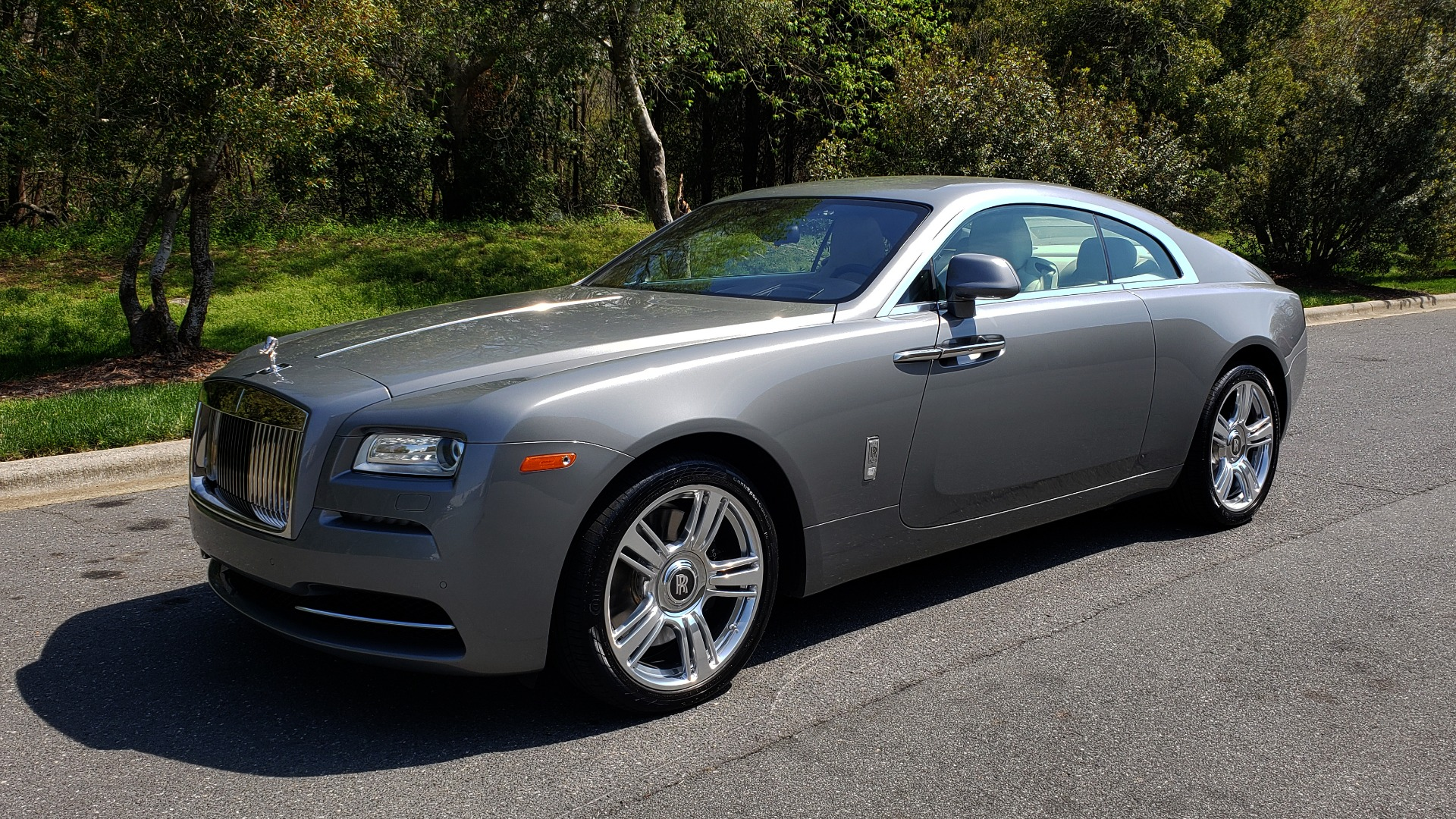 Used 2015 Rolls-Royce WRAITH 2DR COUPE / DRVR ASST / LANE DEPART / HEADS-UP / CAMERA for sale $159,995 at Formula Imports in Charlotte NC 28227 6