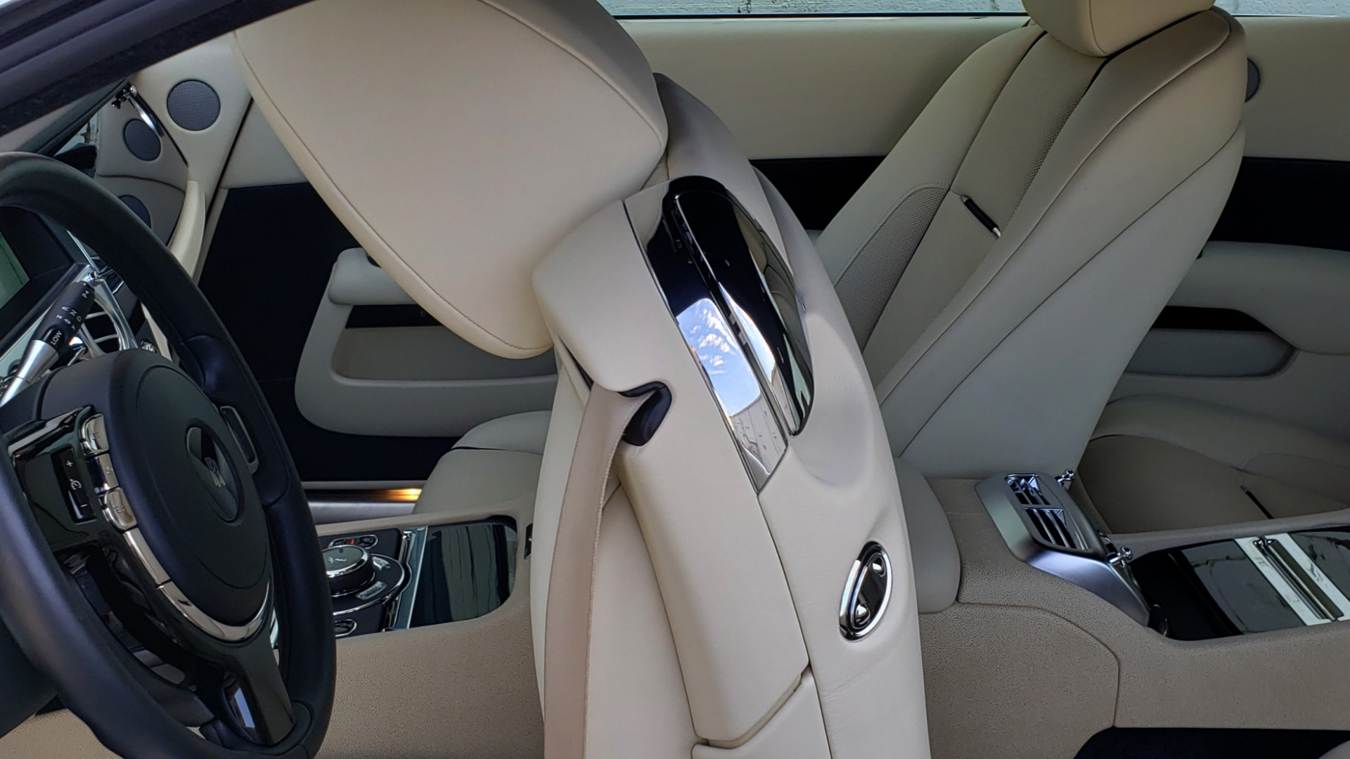 Used 2015 Rolls-Royce Wraith for sale $158,995 at Formula Imports in Charlotte NC 28227 67