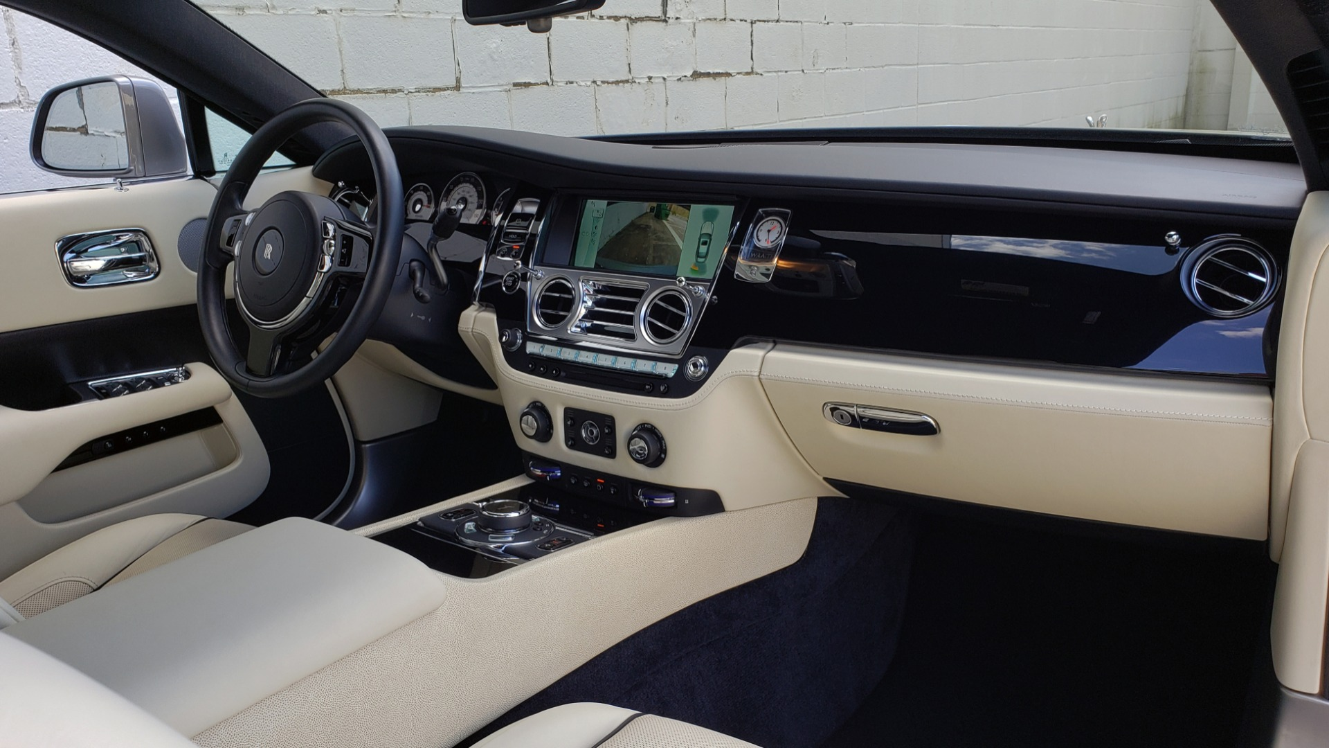 Used 2015 Rolls-Royce Wraith for sale $158,995 at Formula Imports in Charlotte NC 28227 84
