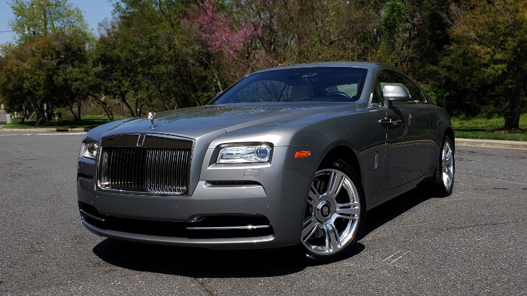 Used 2015 Rolls-Royce Wraith for sale $158,995 at Formula Imports in Charlotte NC