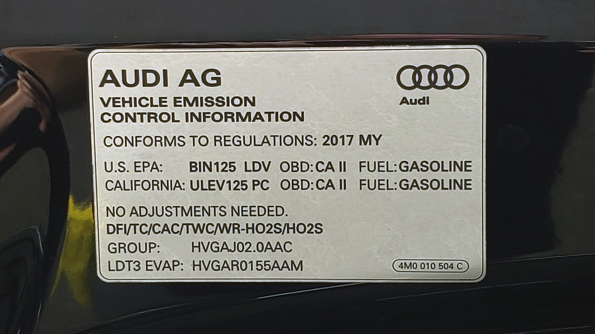 Used 2017 Audi Q7 2.0T PREMIUM TIPTRONIC / CLD WTHR / SUNROOF / REARVIEW for sale Sold at Formula Imports in Charlotte NC 28227 14