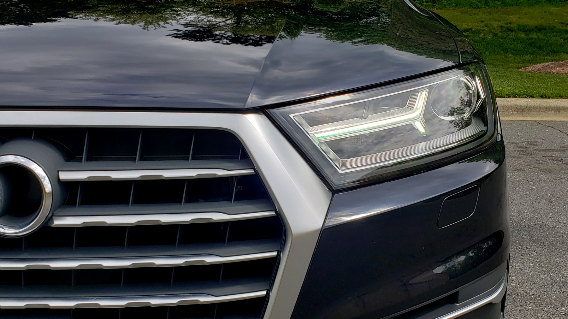 Used 2017 Audi Q7 2.0T PREMIUM TIPTRONIC / CLD WTHR / SUNROOF / REARVIEW for sale Sold at Formula Imports in Charlotte NC 28227 28