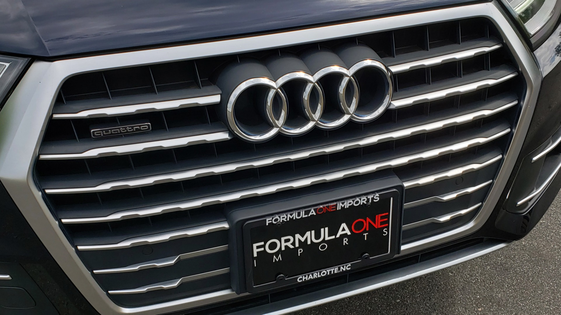Used 2017 Audi Q7 2.0T PREMIUM TIPTRONIC / CLD WTHR / SUNROOF / REARVIEW for sale Sold at Formula Imports in Charlotte NC 28227 29