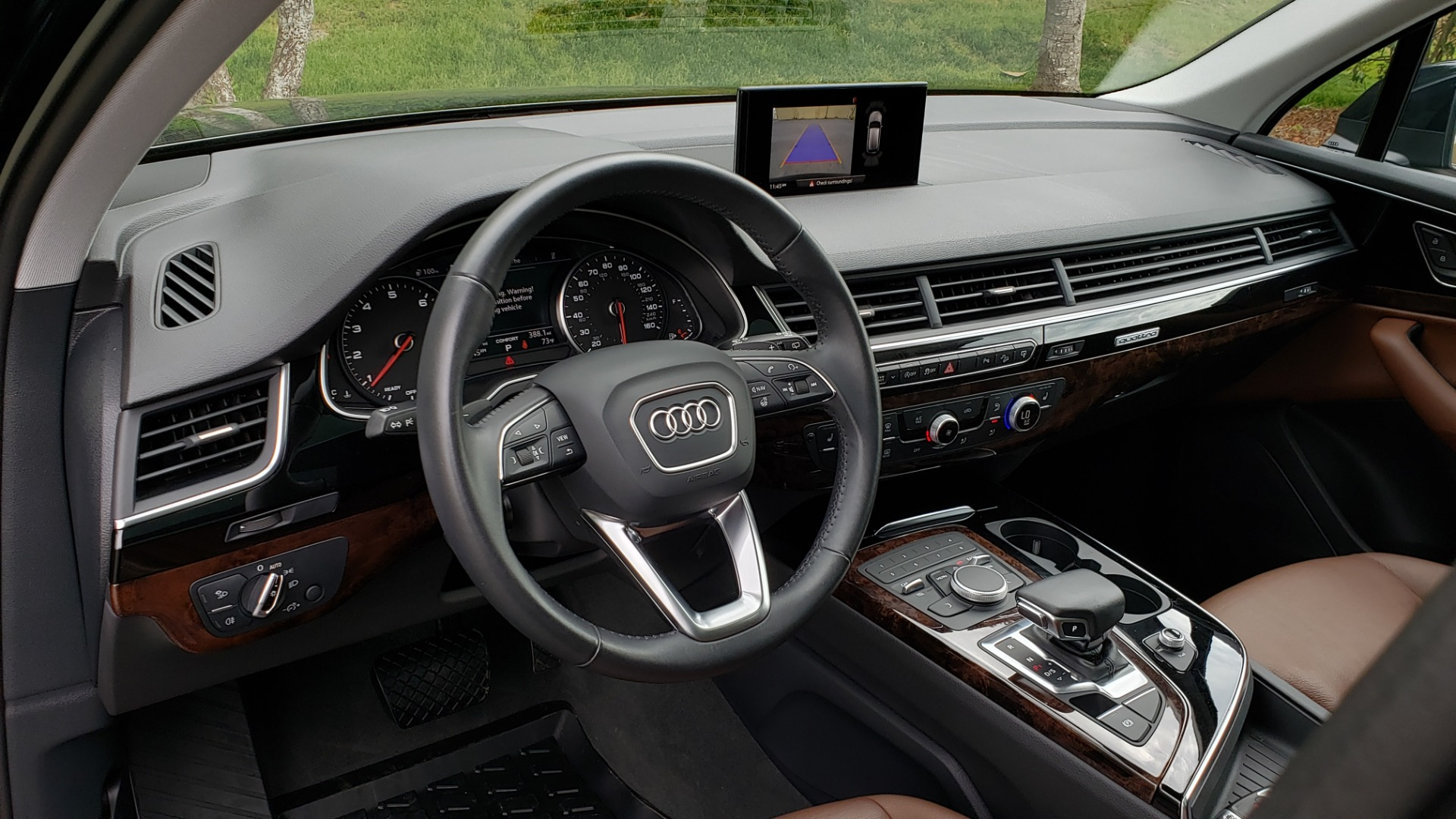 Used 2017 Audi Q7 2.0T PREMIUM TIPTRONIC / CLD WTHR / SUNROOF / REARVIEW for sale Sold at Formula Imports in Charlotte NC 28227 39