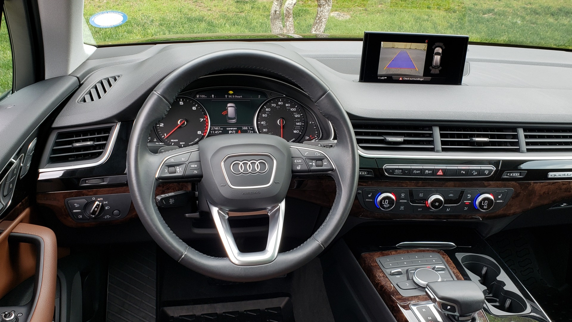 Used 2017 Audi Q7 2.0T PREMIUM TIPTRONIC / CLD WTHR / SUNROOF / REARVIEW for sale Sold at Formula Imports in Charlotte NC 28227 40