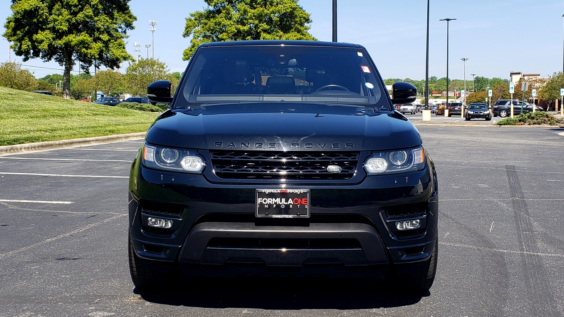Used 2016 Land Rover RANGE ROVER SPORT SC V6 HSE HST / NAV / PANO-ROOF / MERIDIAN / REARVIEW for sale Sold at Formula Imports in Charlotte NC 28227 22