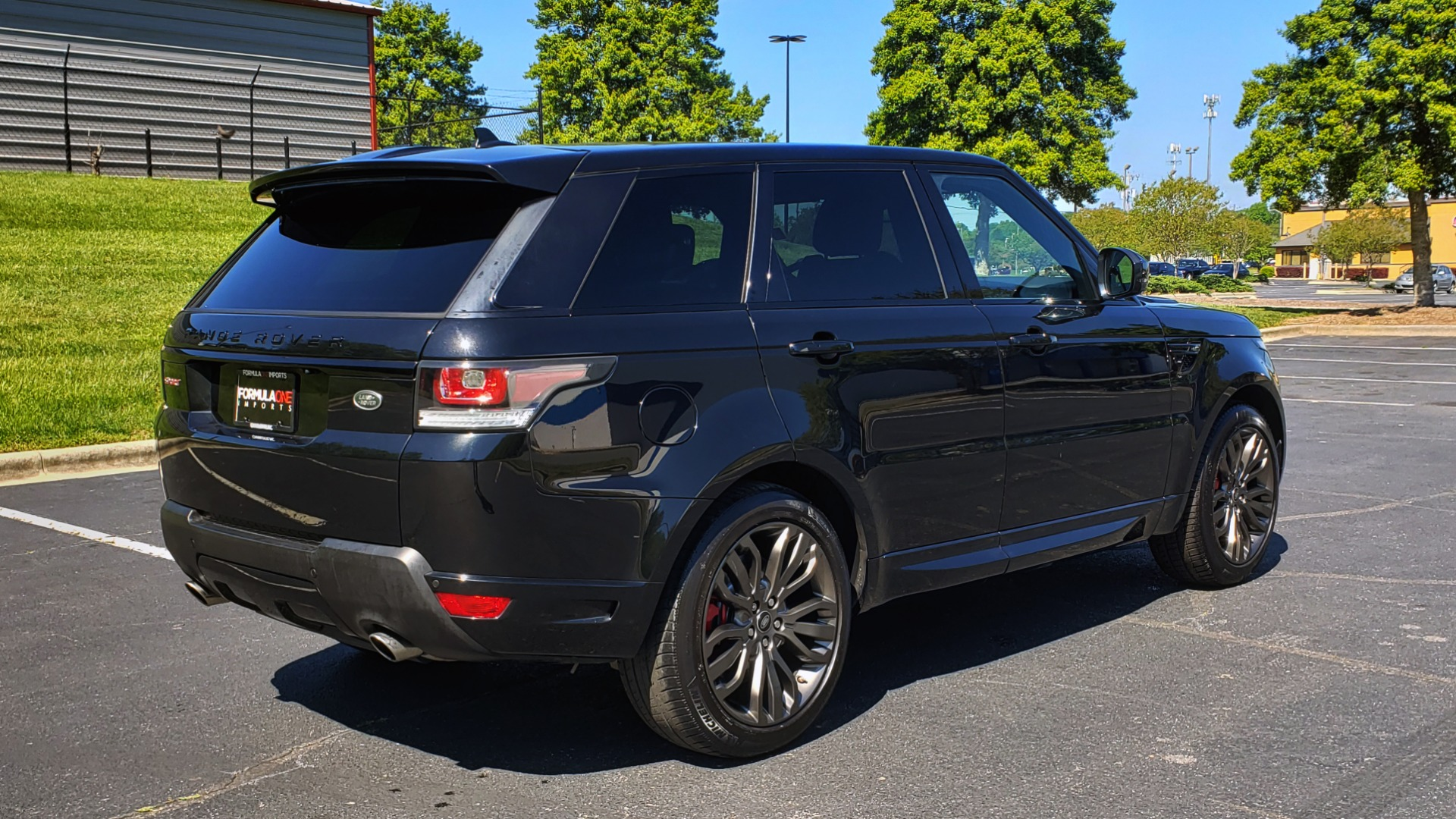 Used 2016 Land Rover RANGE ROVER SPORT SC V6 HSE HST / NAV / PANO-ROOF / MERIDIAN / REARVIEW for sale Sold at Formula Imports in Charlotte NC 28227 7
