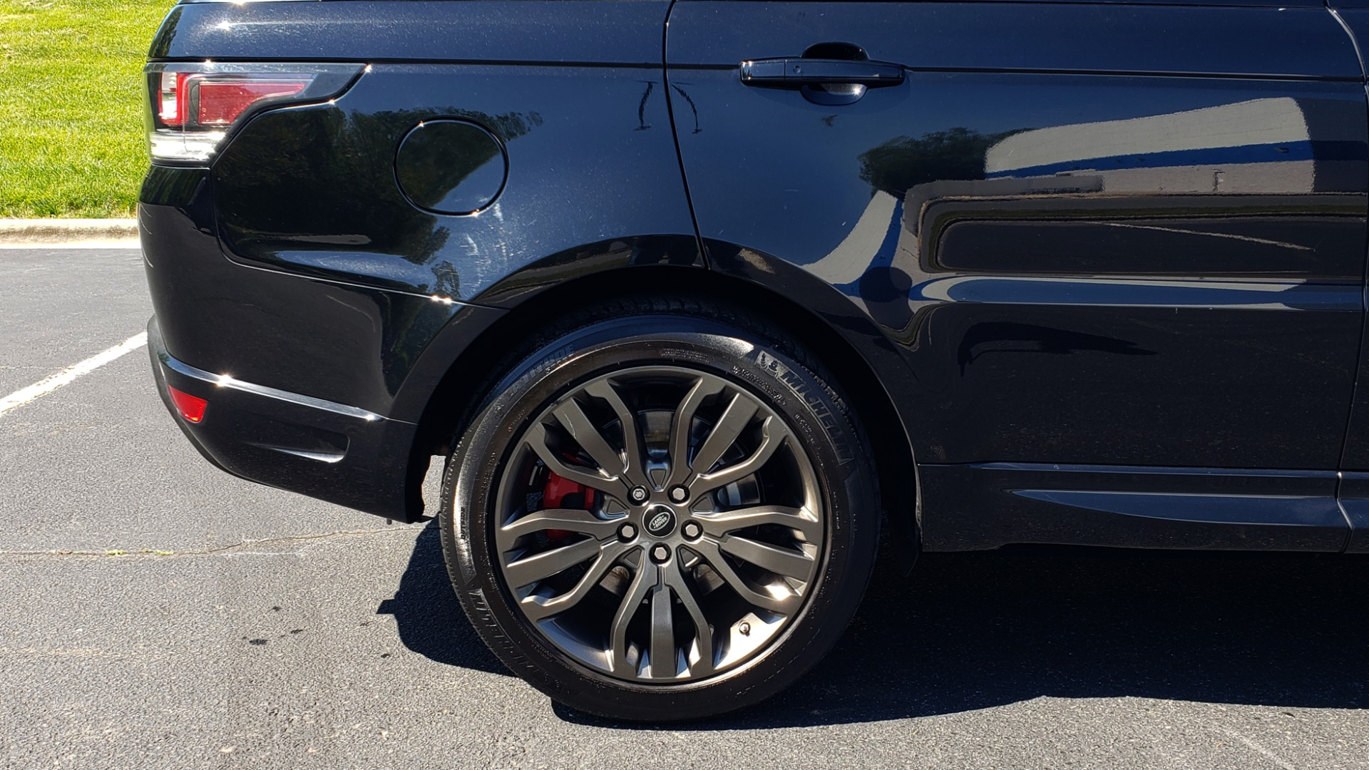 Used 2016 Land Rover RANGE ROVER SPORT SC V6 HSE HST / NAV / PANO-ROOF / MERIDIAN / REARVIEW for sale Sold at Formula Imports in Charlotte NC 28227 83