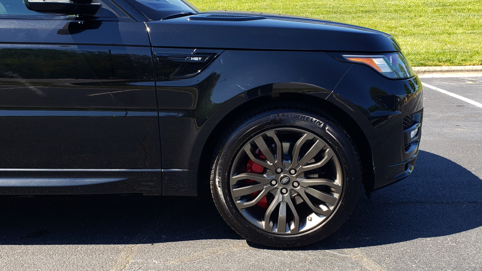Used 2016 Land Rover RANGE ROVER SPORT SC V6 HSE HST / NAV / PANO-ROOF / MERIDIAN / REARVIEW for sale Sold at Formula Imports in Charlotte NC 28227 84