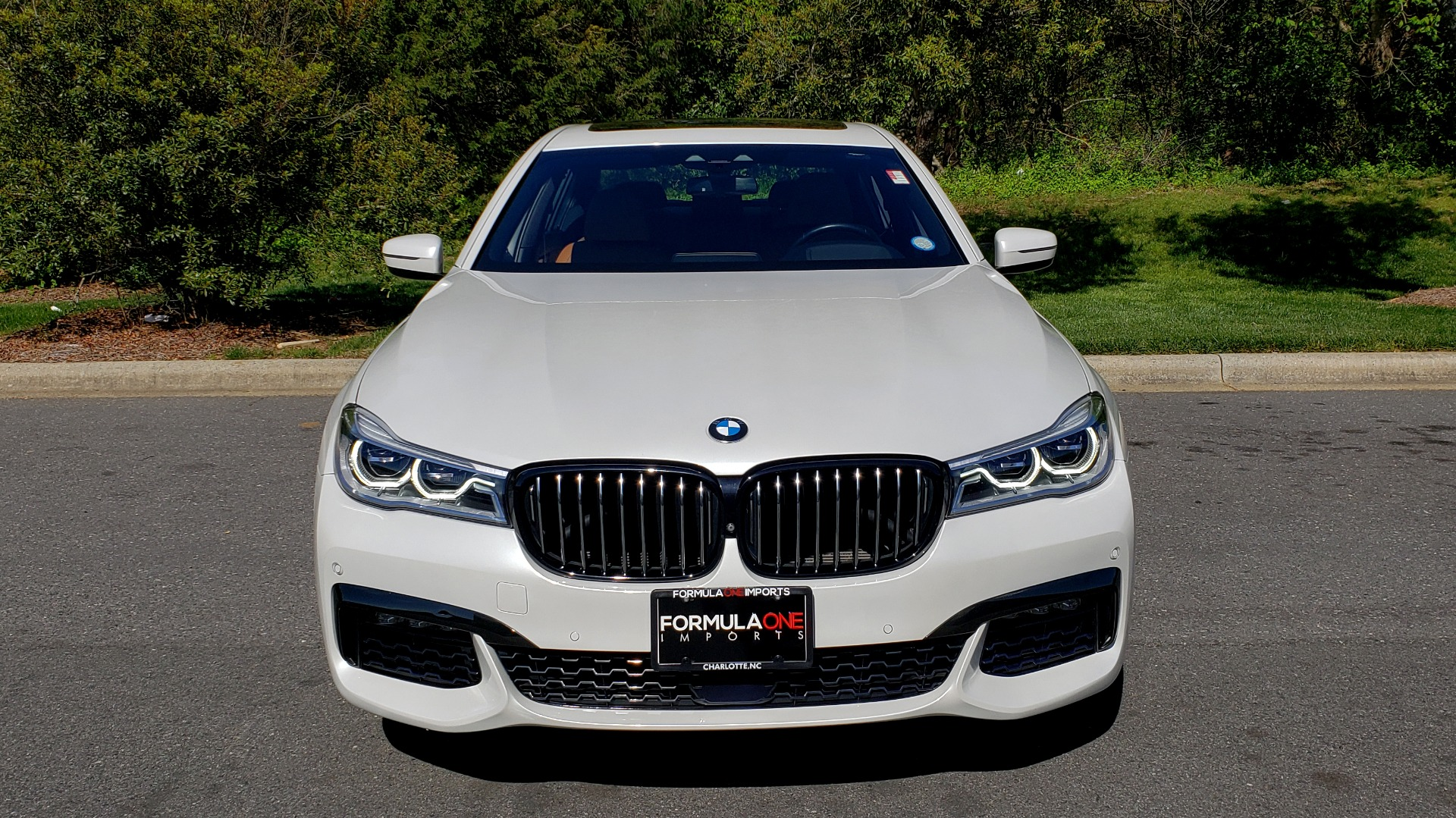 Used 2017 BMW 7 SERIES 750I XDRIVE / M-SPORT / EXEC PKG / DRVR ASST PLUS II / CLD WTHR for sale $48,495 at Formula Imports in Charlotte NC 28227 15