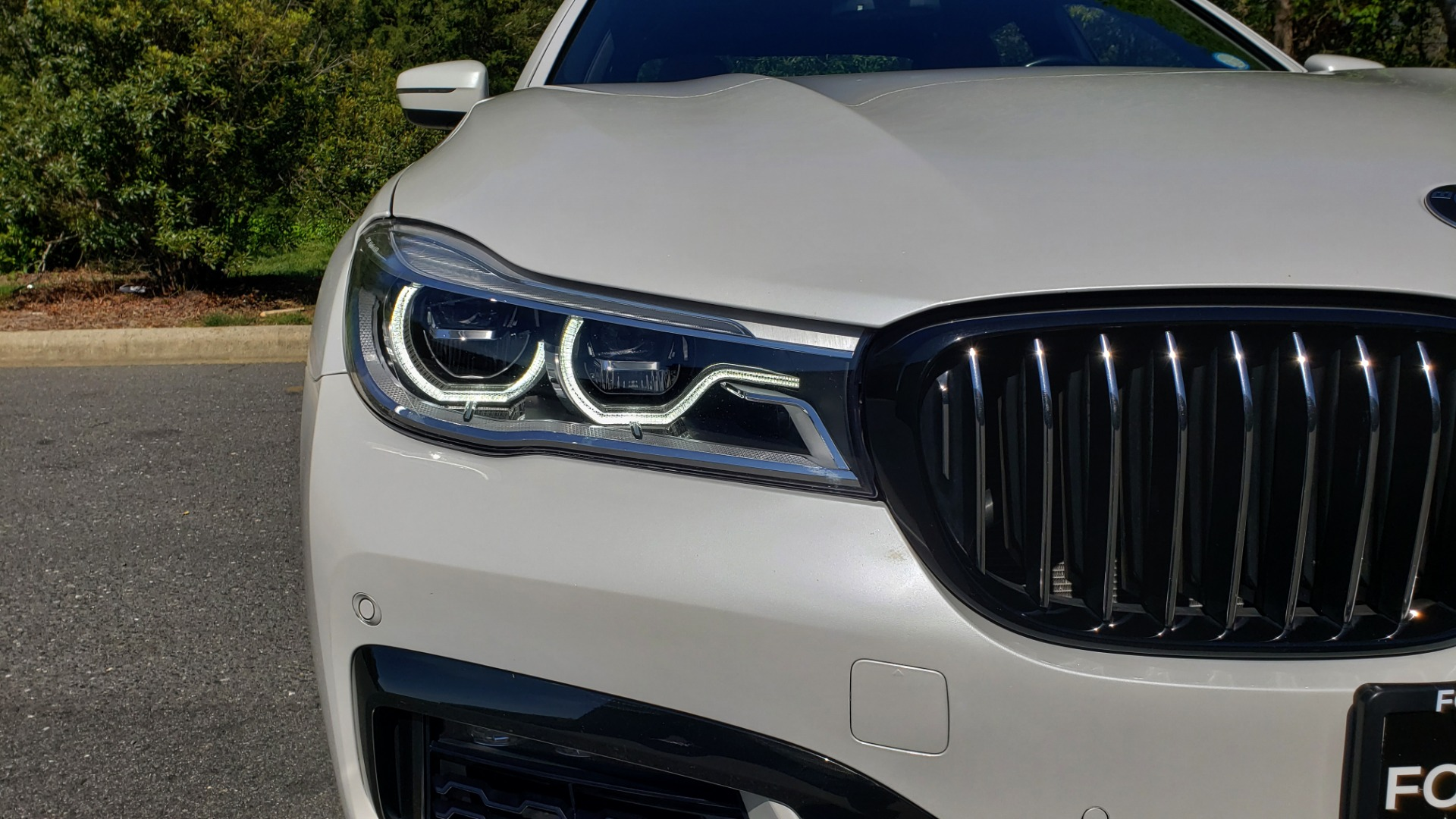 Used 2017 BMW 7 SERIES 750I XDRIVE / M-SPORT / EXEC PKG / DRVR ASST PLUS II / CLD WTHR for sale $48,495 at Formula Imports in Charlotte NC 28227 16