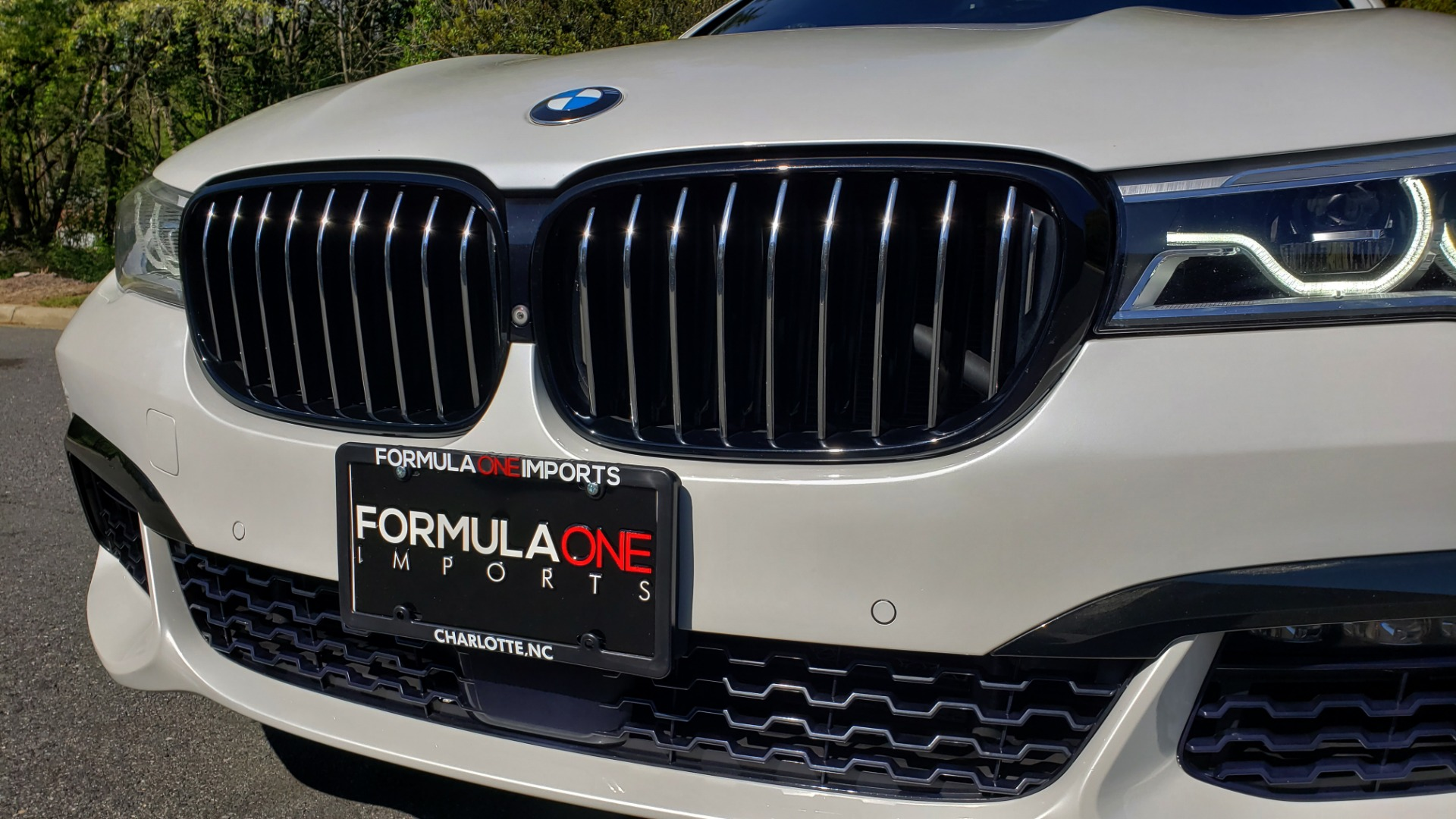 Used 2017 BMW 7 SERIES 750I XDRIVE / M-SPORT / EXEC PKG / DRVR ASST PLUS II / CLD WTHR for sale $48,495 at Formula Imports in Charlotte NC 28227 18