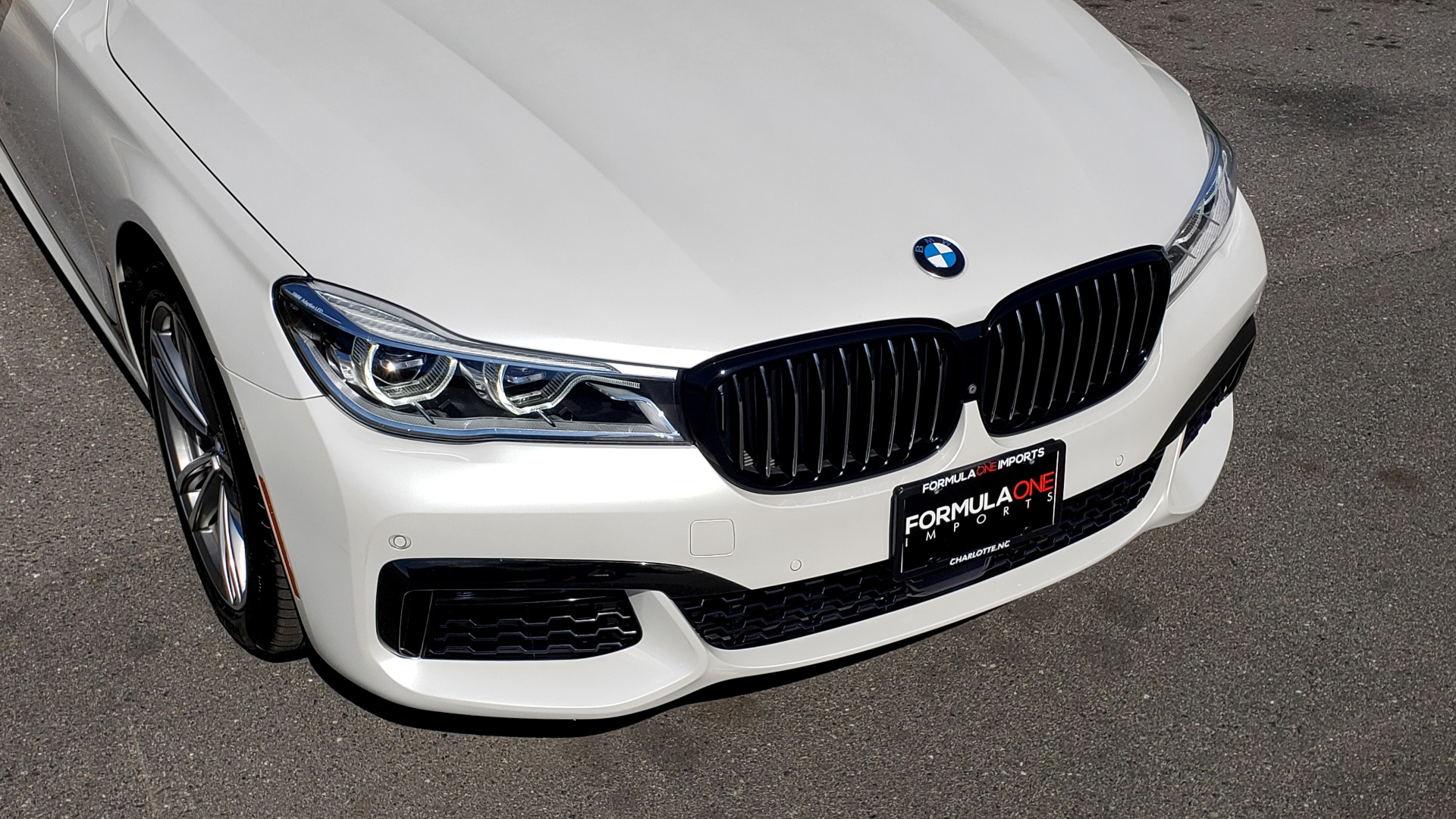 Used 2017 BMW 7 SERIES 750I XDRIVE / M-SPORT / EXEC PKG / DRVR ASST PLUS II / CLD WTHR for sale $48,495 at Formula Imports in Charlotte NC 28227 19