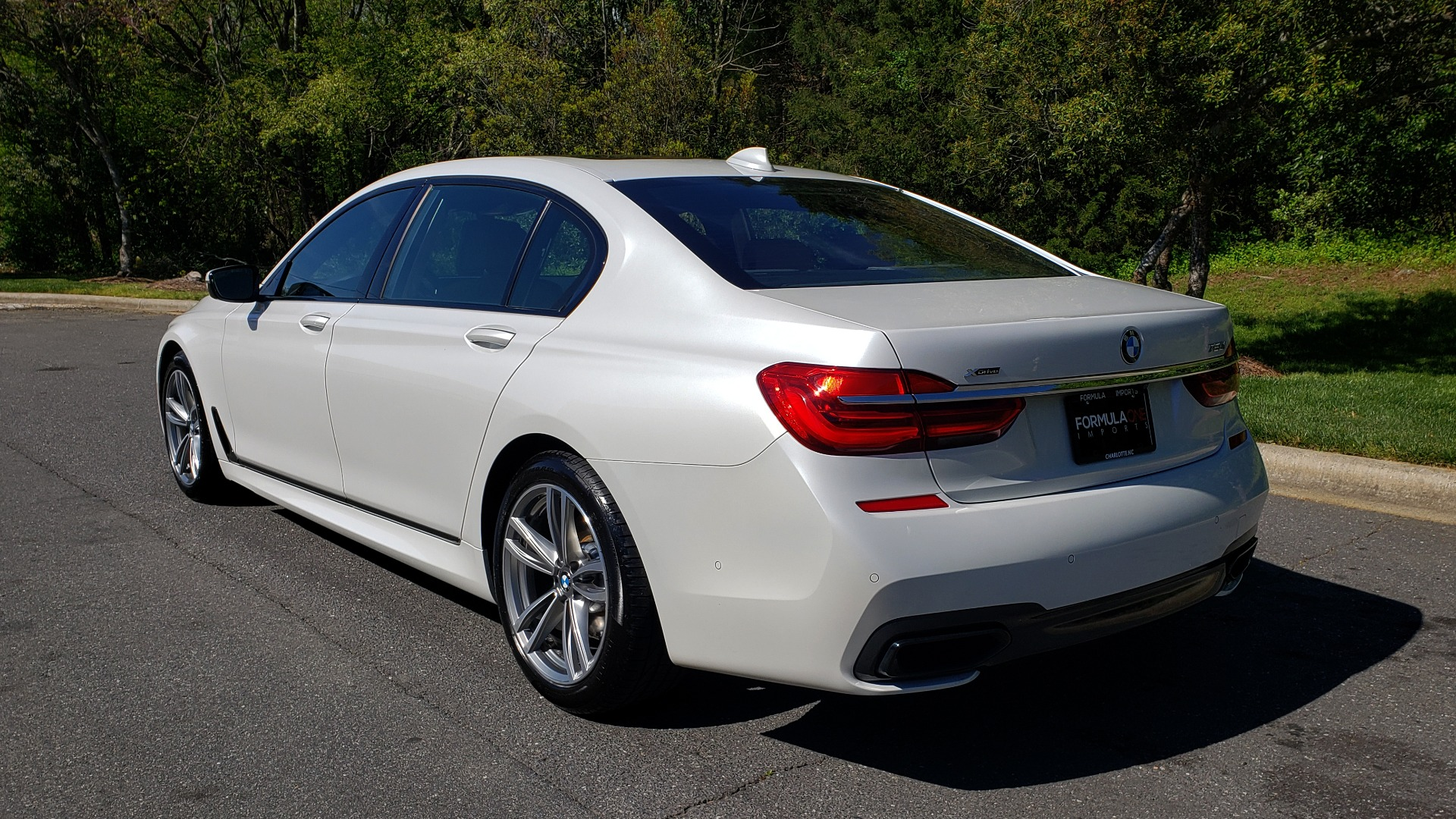 Used 2017 BMW 7 SERIES 750I XDRIVE / M-SPORT / EXEC PKG / DRVR ASST PLUS II / CLD WTHR for sale $48,495 at Formula Imports in Charlotte NC 28227 3