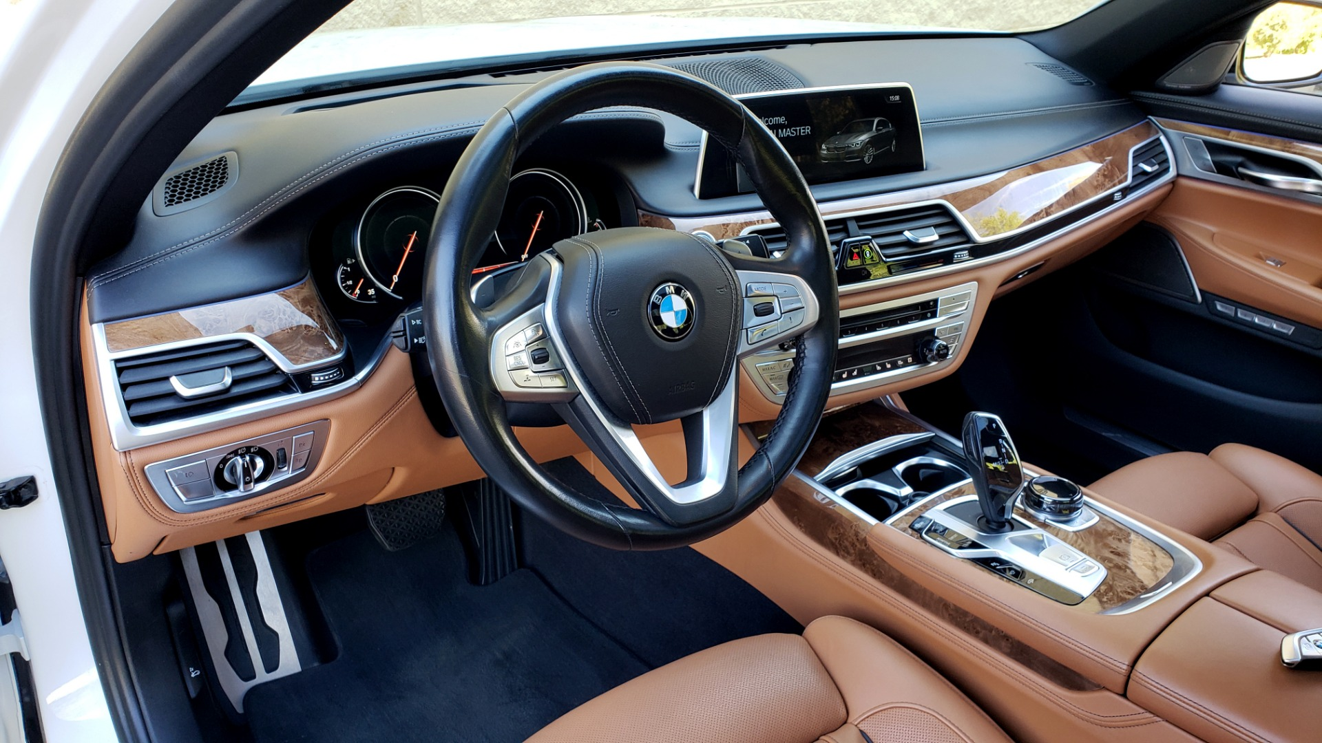 Used 2017 BMW 7 SERIES 750I XDRIVE / M-SPORT / EXEC PKG / DRVR ASST PLUS II / CLD WTHR for sale $48,495 at Formula Imports in Charlotte NC 28227 39