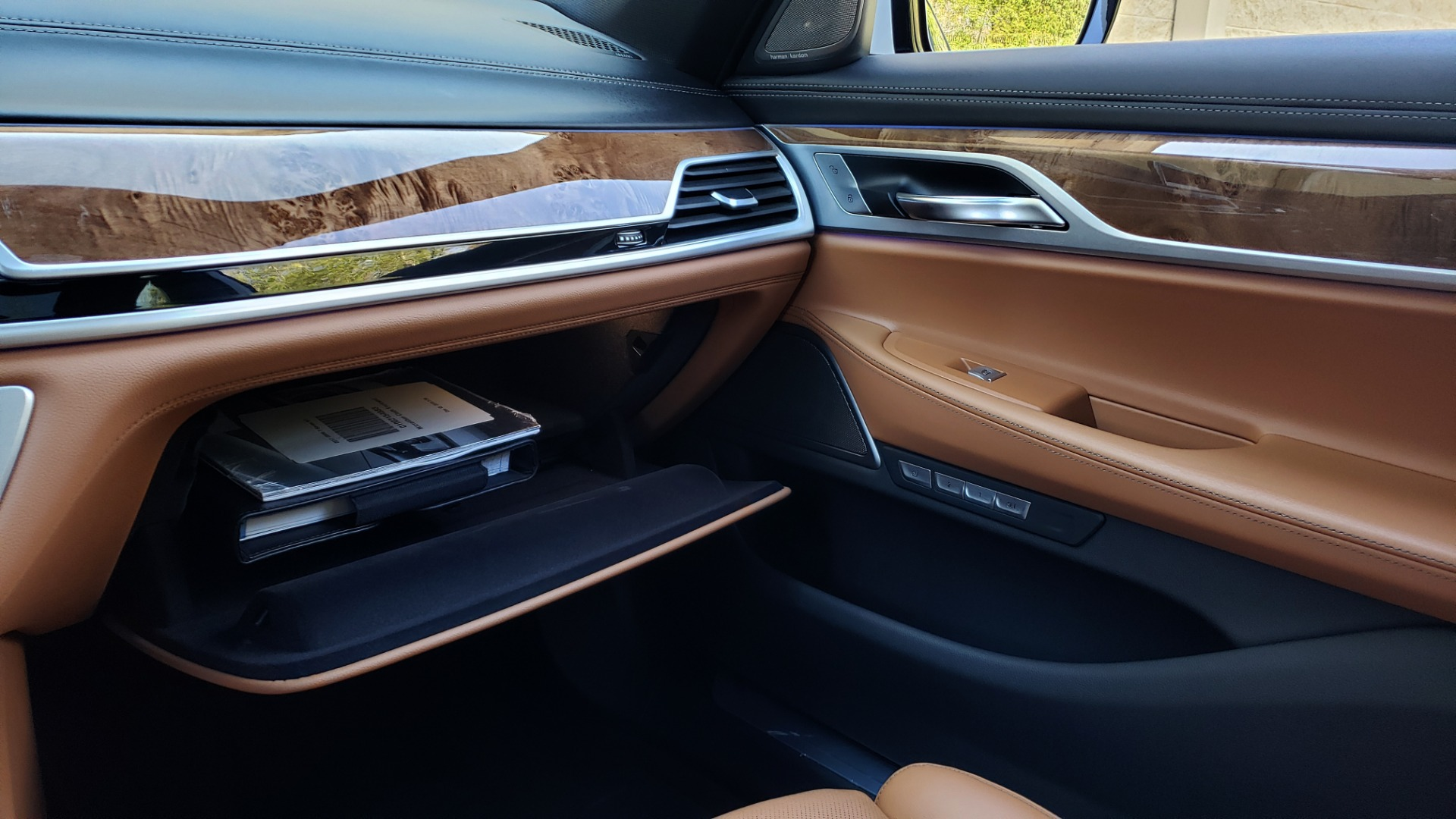 Used 2017 BMW 7 SERIES 750I XDRIVE / M-SPORT / EXEC PKG / DRVR ASST PLUS II / CLD WTHR for sale $48,495 at Formula Imports in Charlotte NC 28227 53