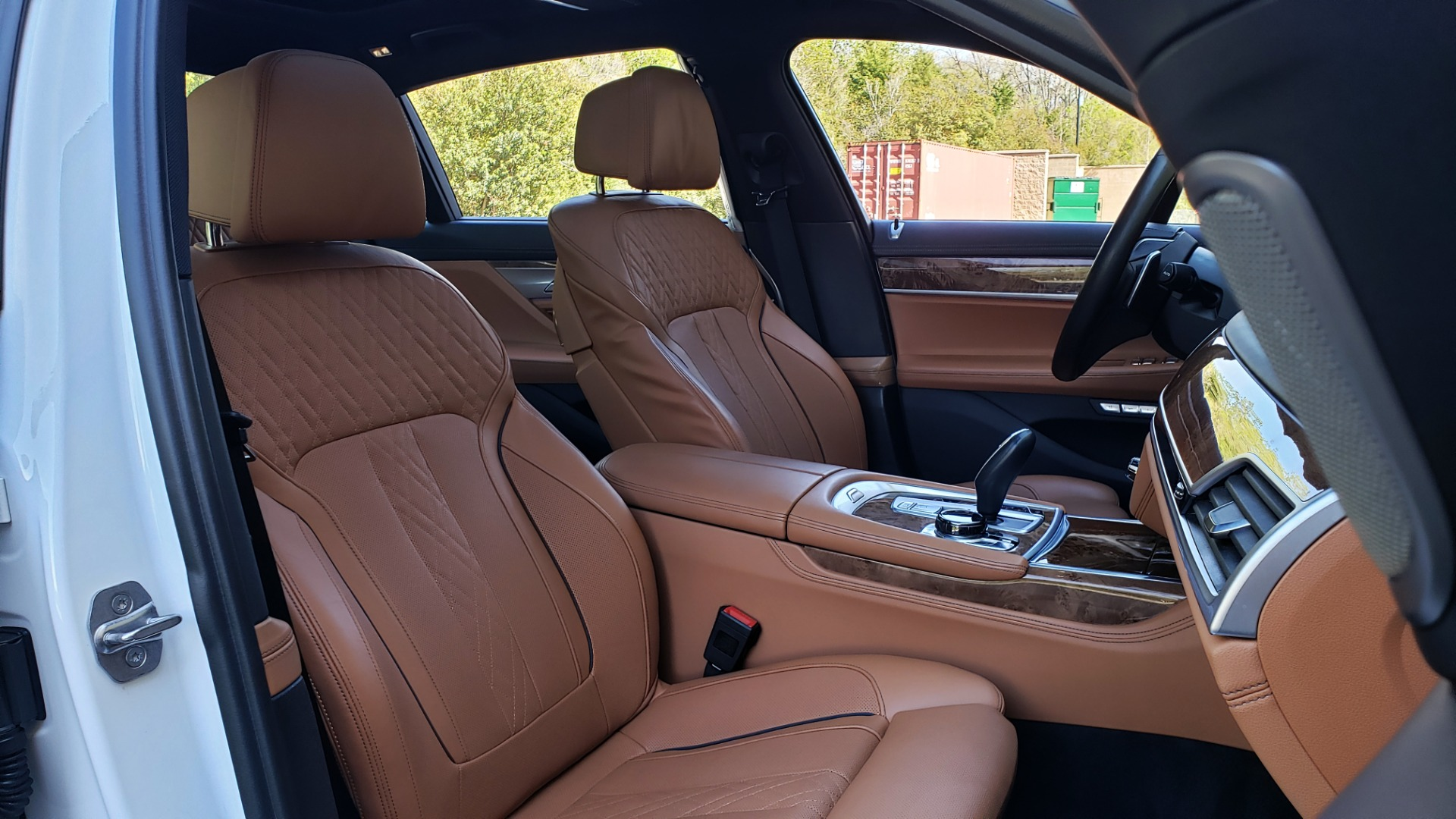 Used 2017 BMW 7 SERIES 750I XDRIVE / M-SPORT / EXEC PKG / DRVR ASST PLUS II / CLD WTHR for sale $48,495 at Formula Imports in Charlotte NC 28227 70