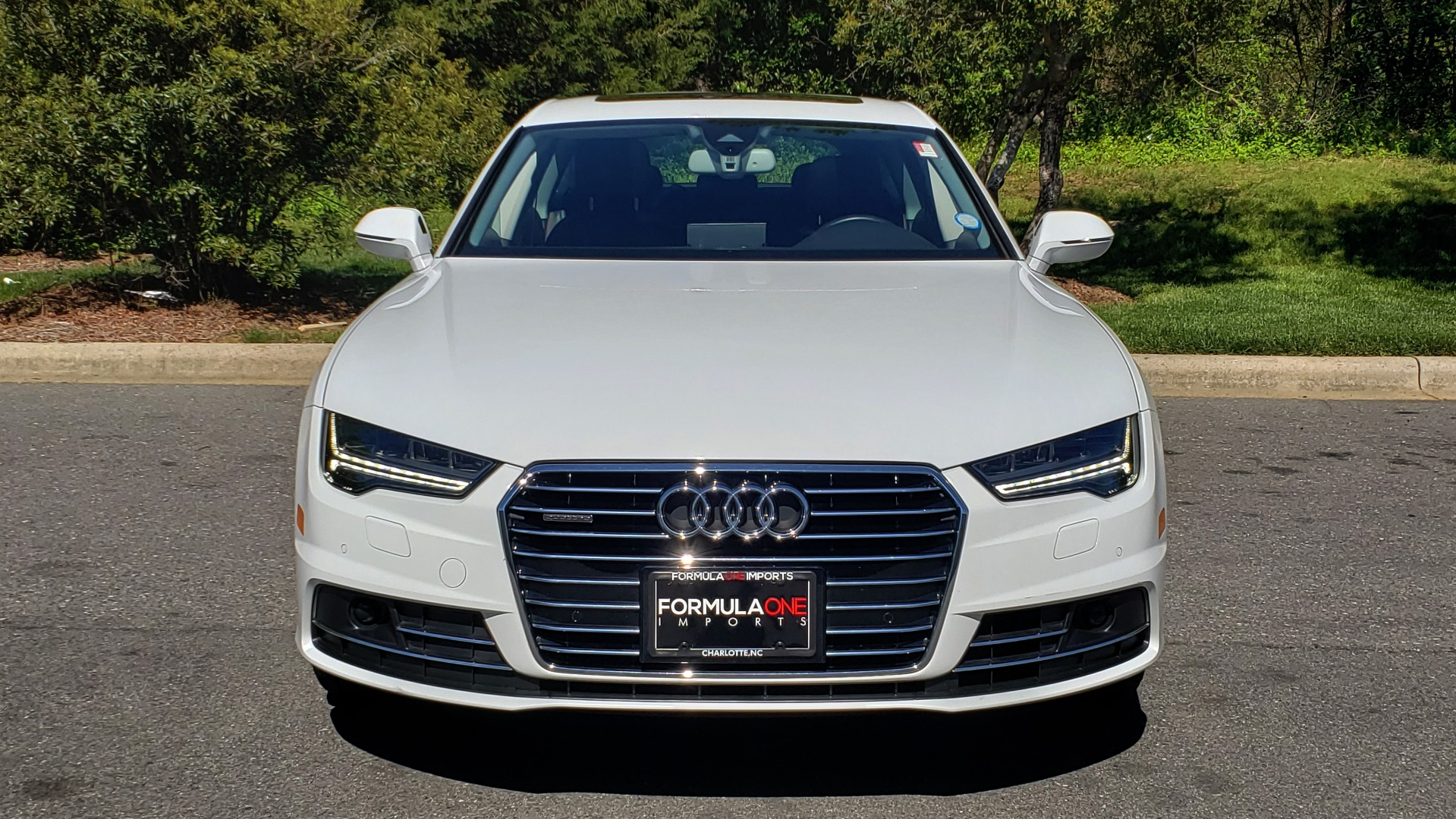 Used 2018 Audi A7 PREMIUM PLUS / DRVR ASST / COLD WTHR / HTD STS for sale Sold at Formula Imports in Charlotte NC 28227 19