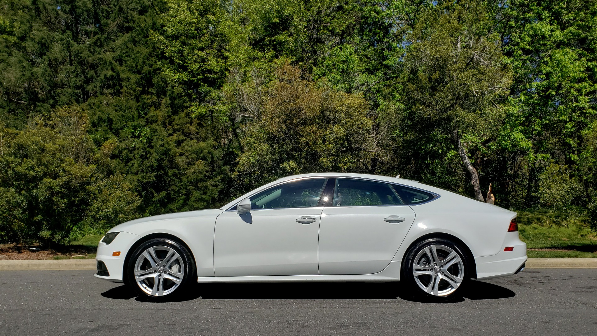 Used 2018 Audi A7 PREMIUM PLUS / DRVR ASST / COLD WTHR / HTD STS for sale Sold at Formula Imports in Charlotte NC 28227 2