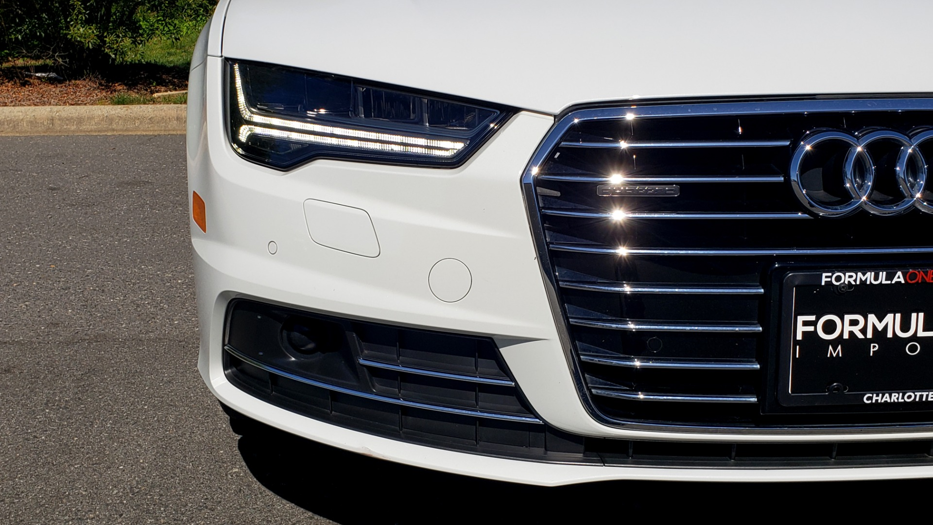Used 2018 Audi A7 PREMIUM PLUS / DRVR ASST / COLD WTHR / HTD STS for sale Sold at Formula Imports in Charlotte NC 28227 20
