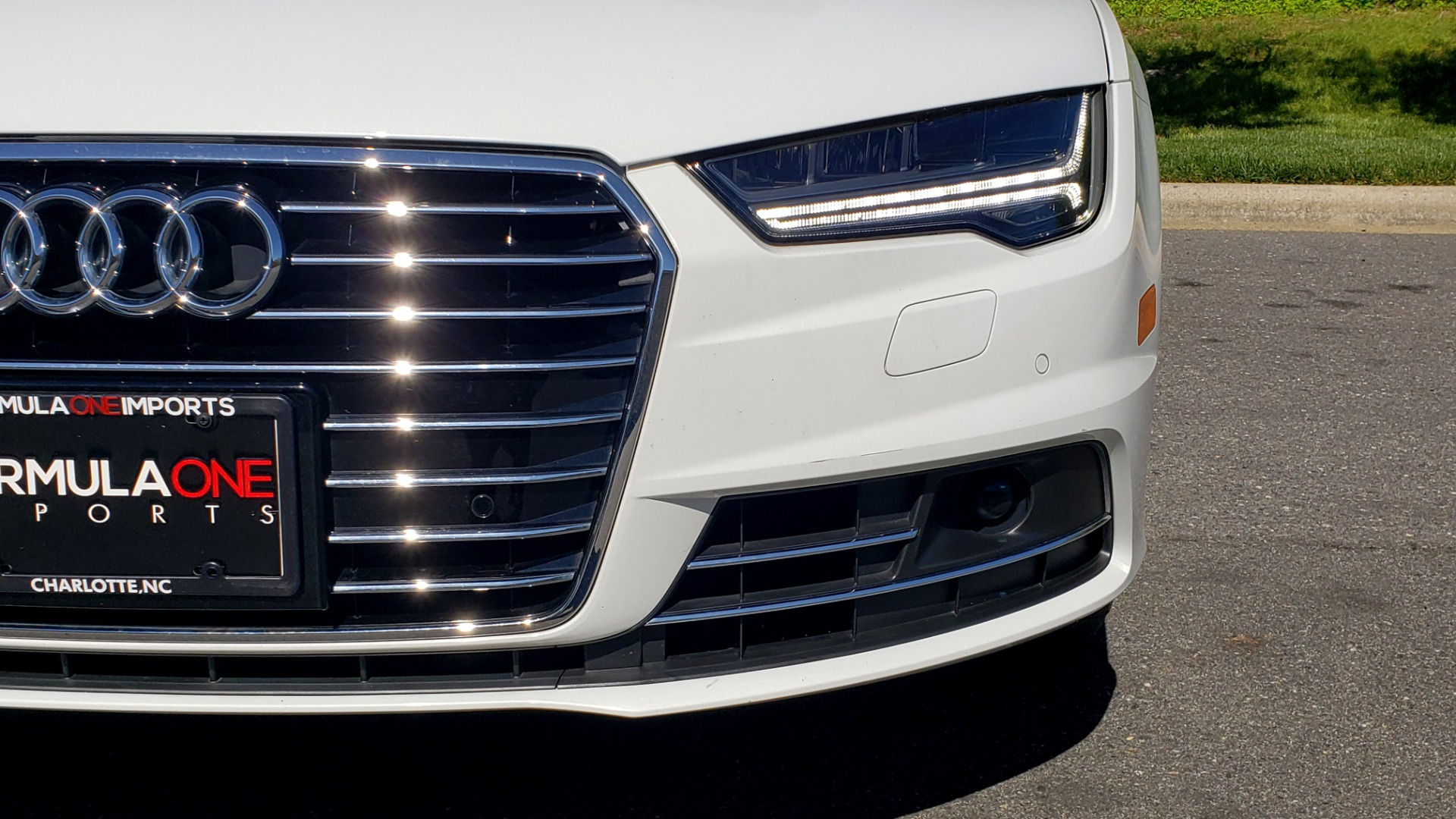 Used 2018 Audi A7 PREMIUM PLUS / DRVR ASST / COLD WTHR / HTD STS for sale Sold at Formula Imports in Charlotte NC 28227 21