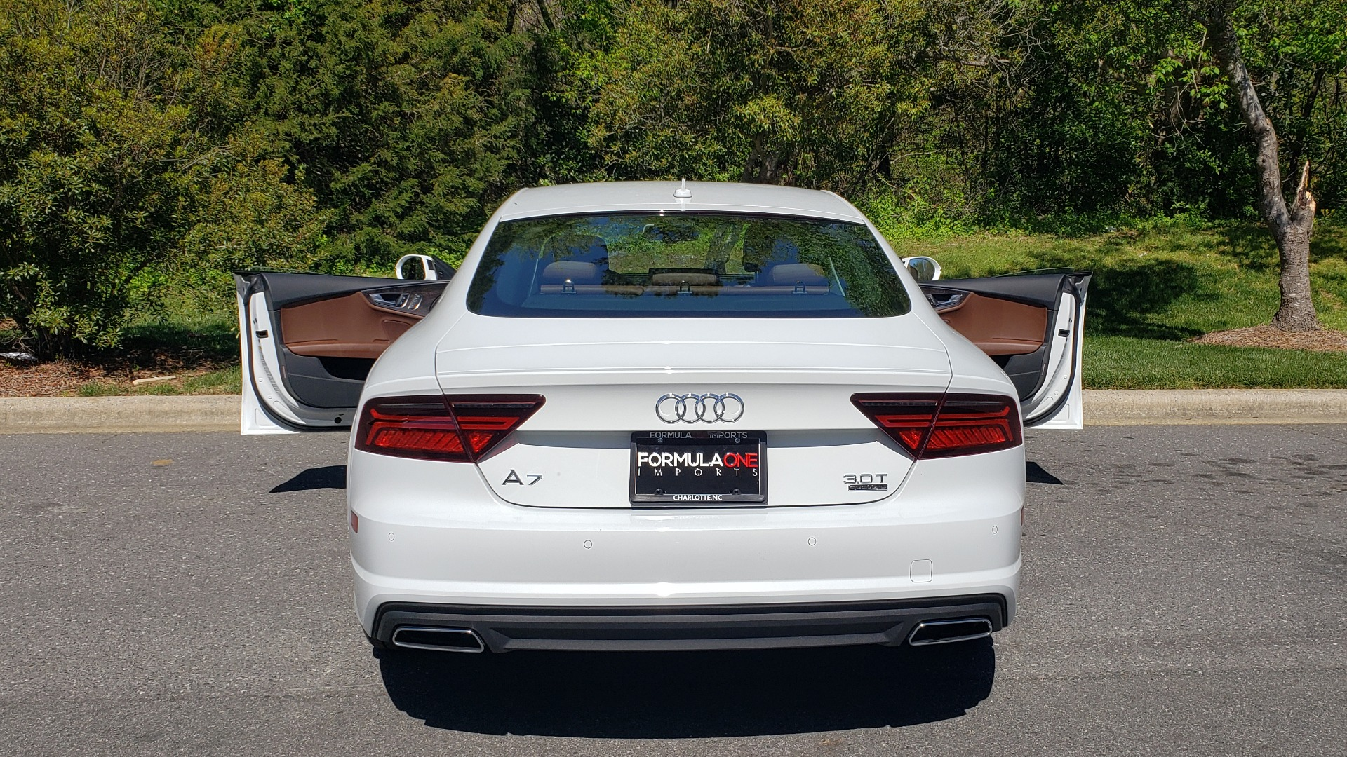 Used 2018 Audi A7 PREMIUM PLUS / DRVR ASST / COLD WTHR / HTD STS for sale Sold at Formula Imports in Charlotte NC 28227 25
