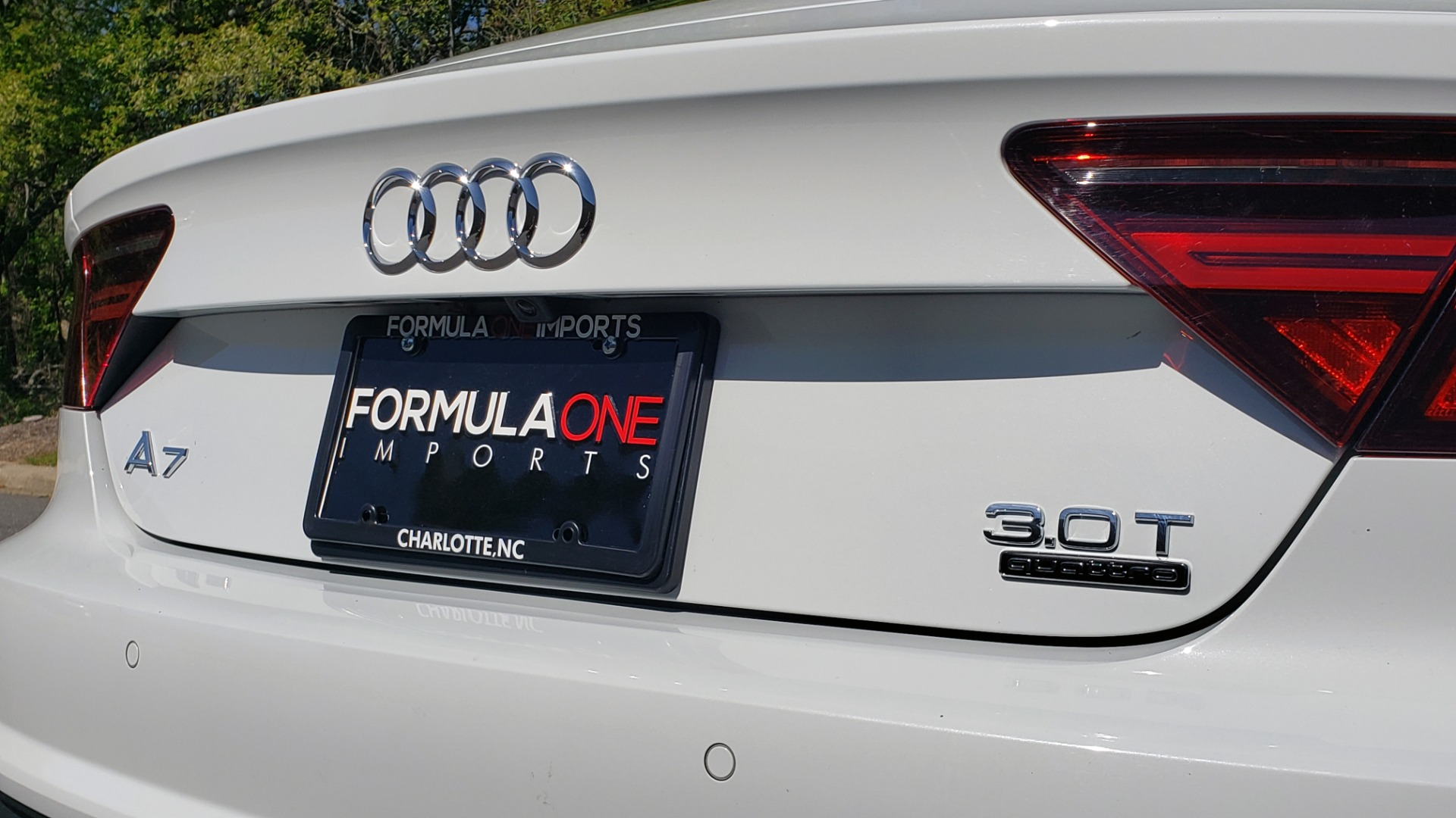 Used 2018 Audi A7 PREMIUM PLUS / DRVR ASST / COLD WTHR / HTD STS for sale Sold at Formula Imports in Charlotte NC 28227 28