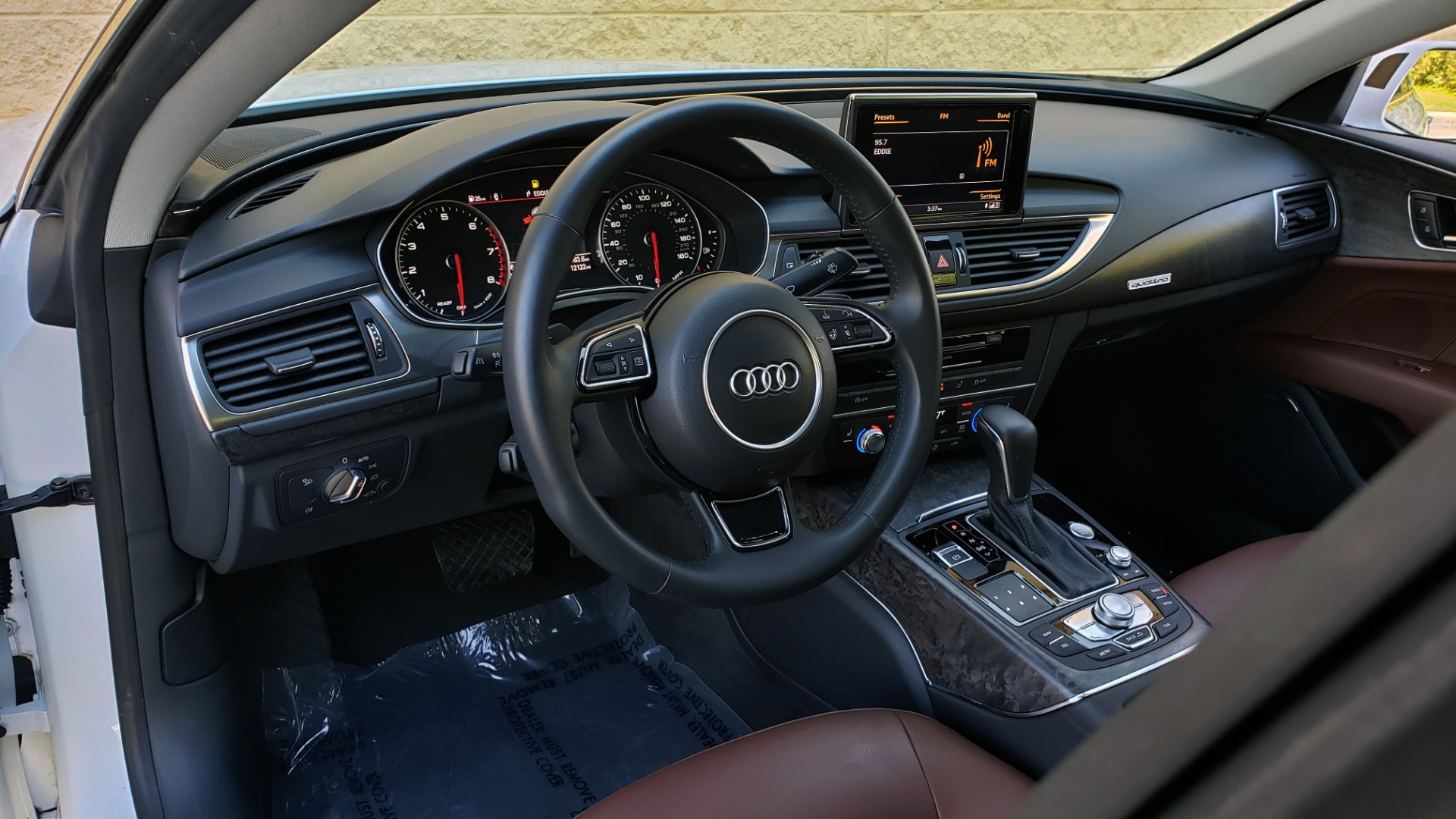Used 2018 Audi A7 PREMIUM PLUS / DRVR ASST / COLD WTHR / HTD STS for sale Sold at Formula Imports in Charlotte NC 28227 35