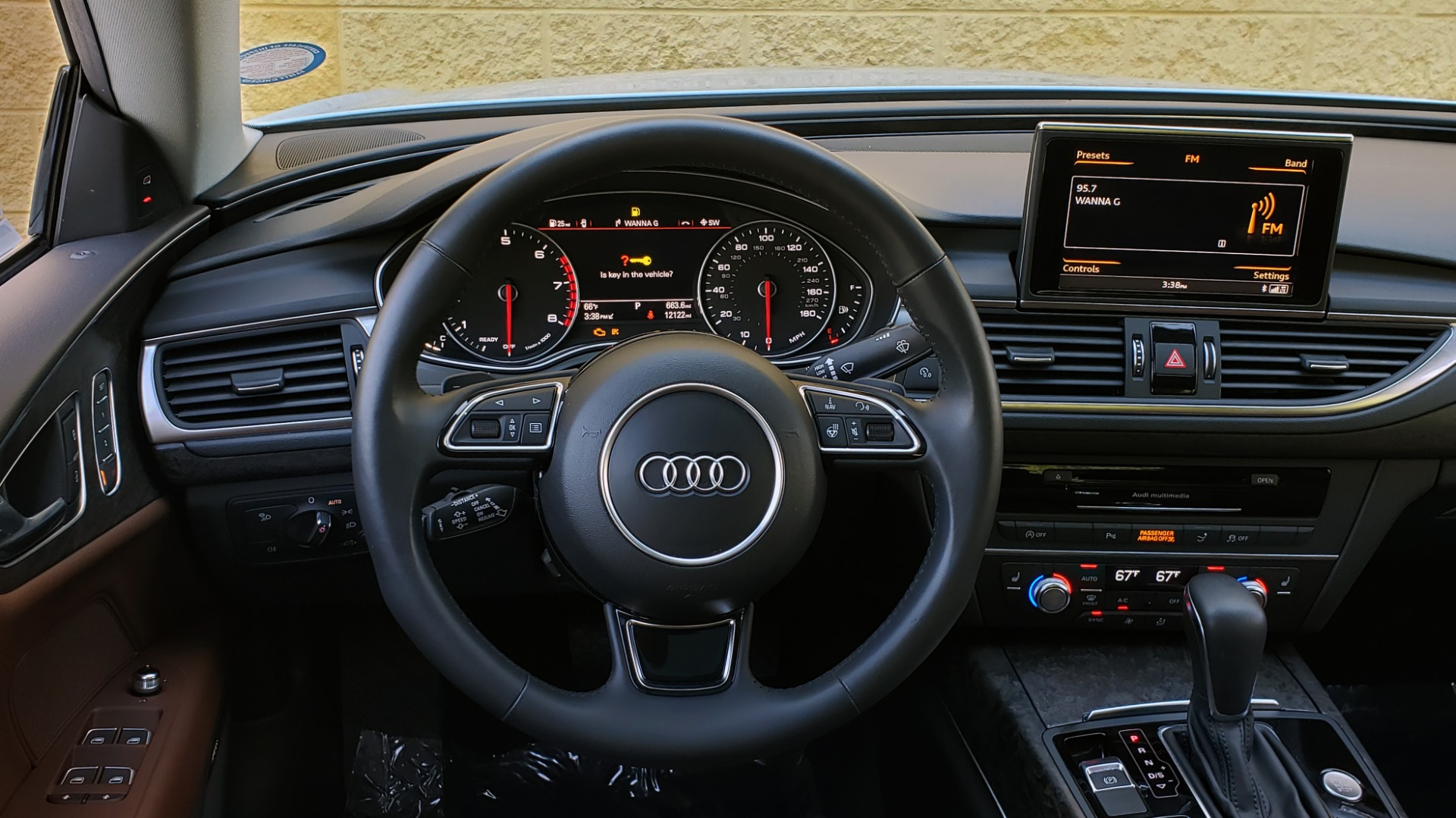 Used 2018 Audi A7 PREMIUM PLUS / DRVR ASST / COLD WTHR / HTD STS for sale Sold at Formula Imports in Charlotte NC 28227 36